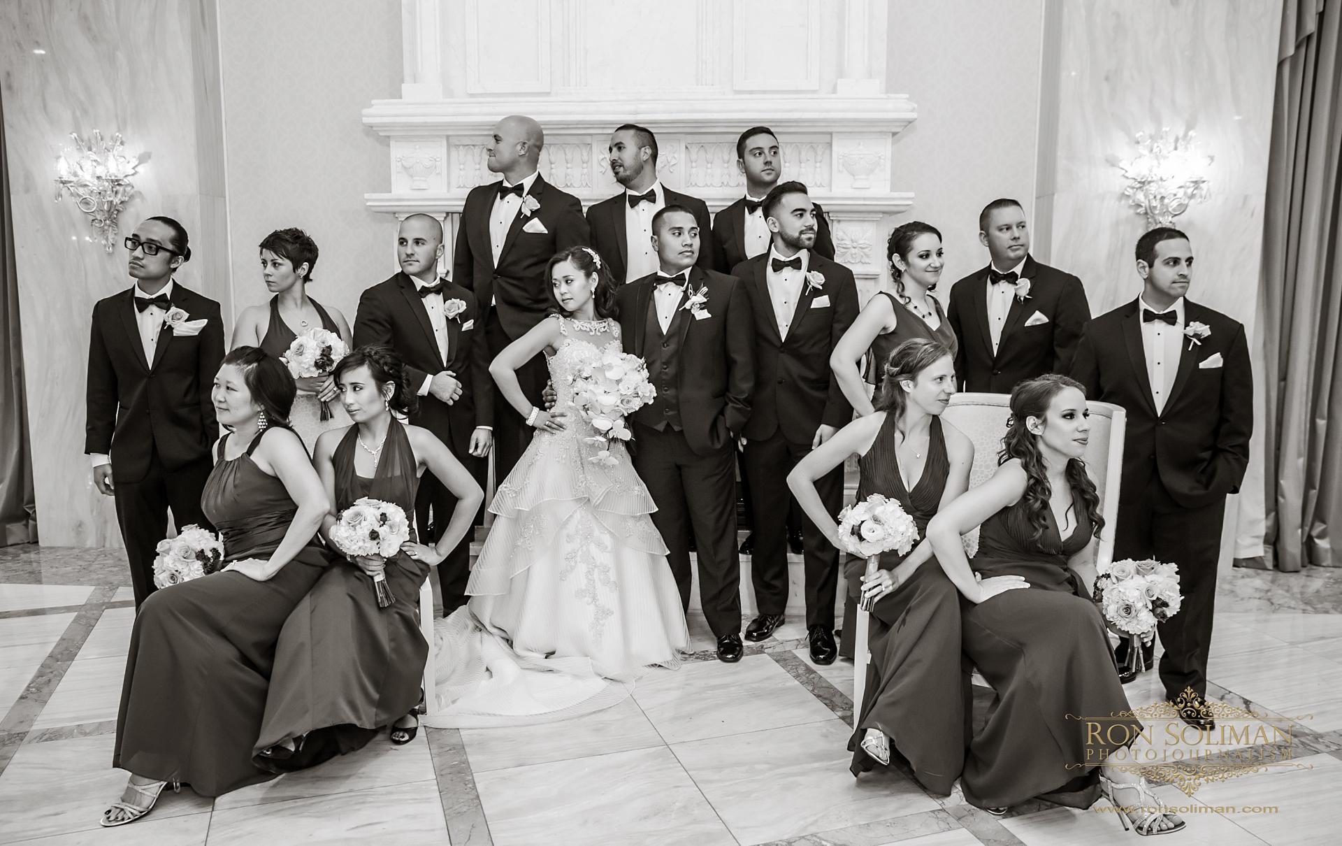 THE WATERFALL Wedding 22