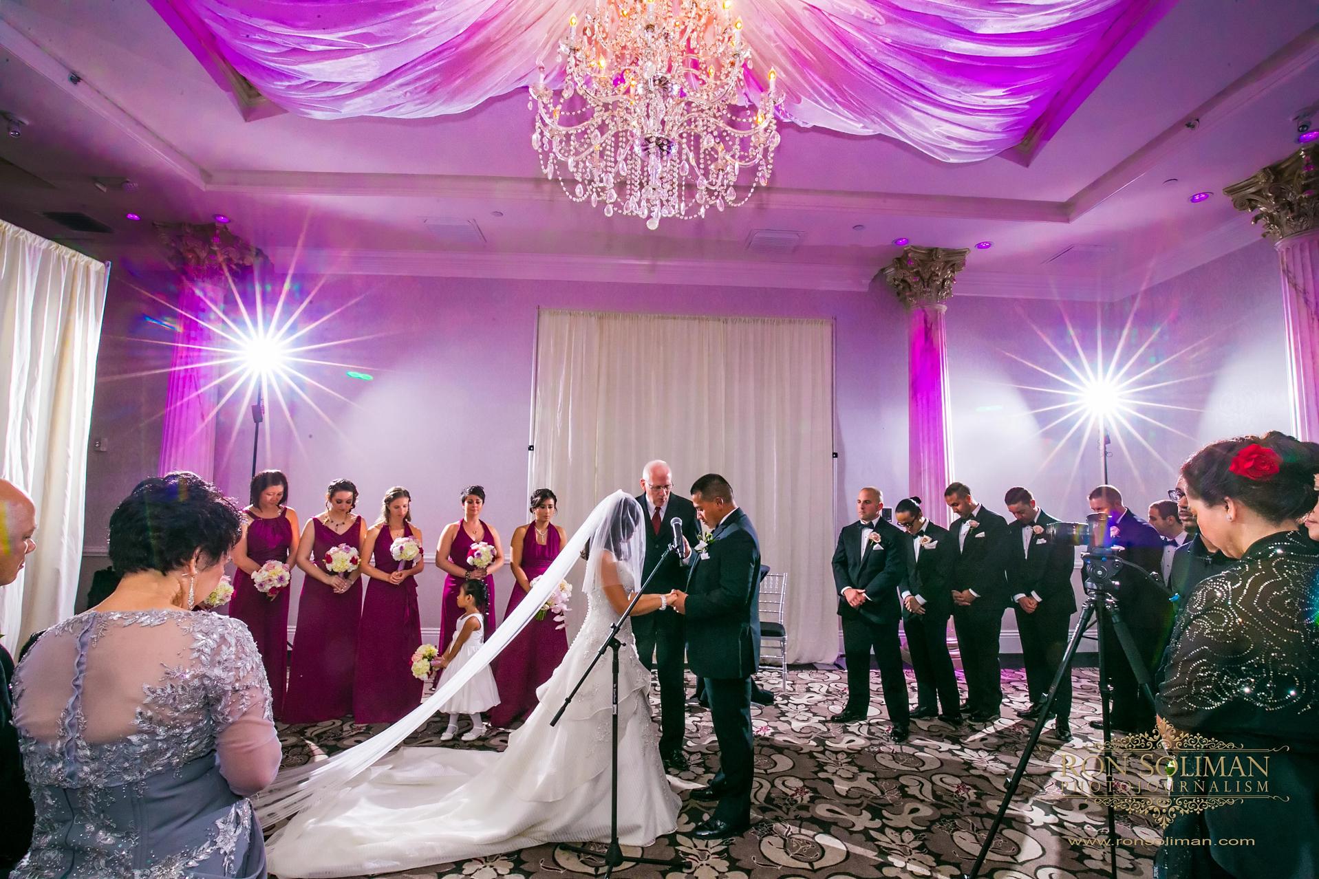 THE WATERFALL Wedding 29