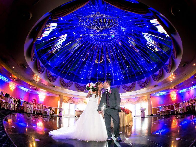Grand Marquis Wedding | Sherry + David