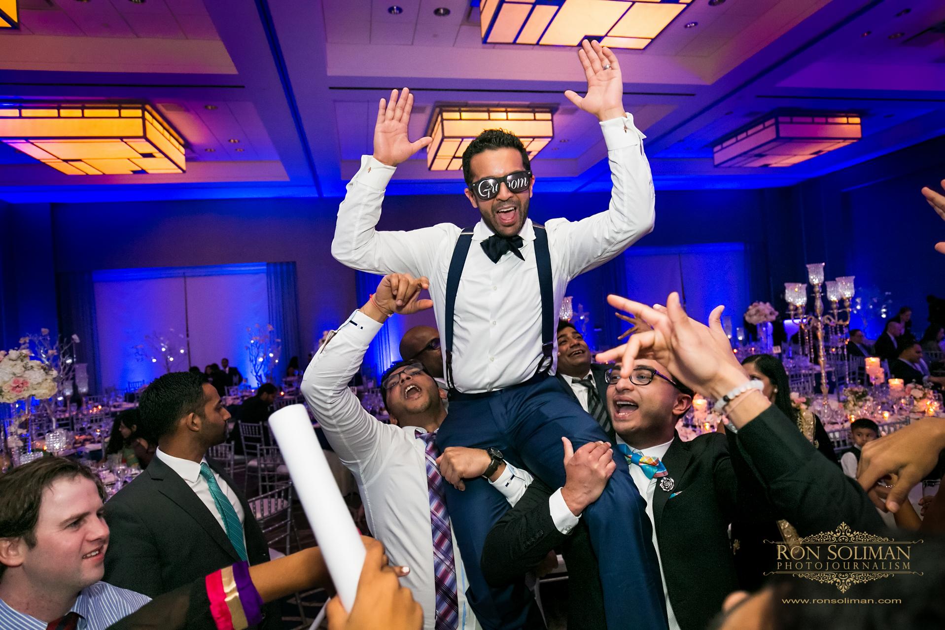 Hyatt Regency Jersey City Wedding photos