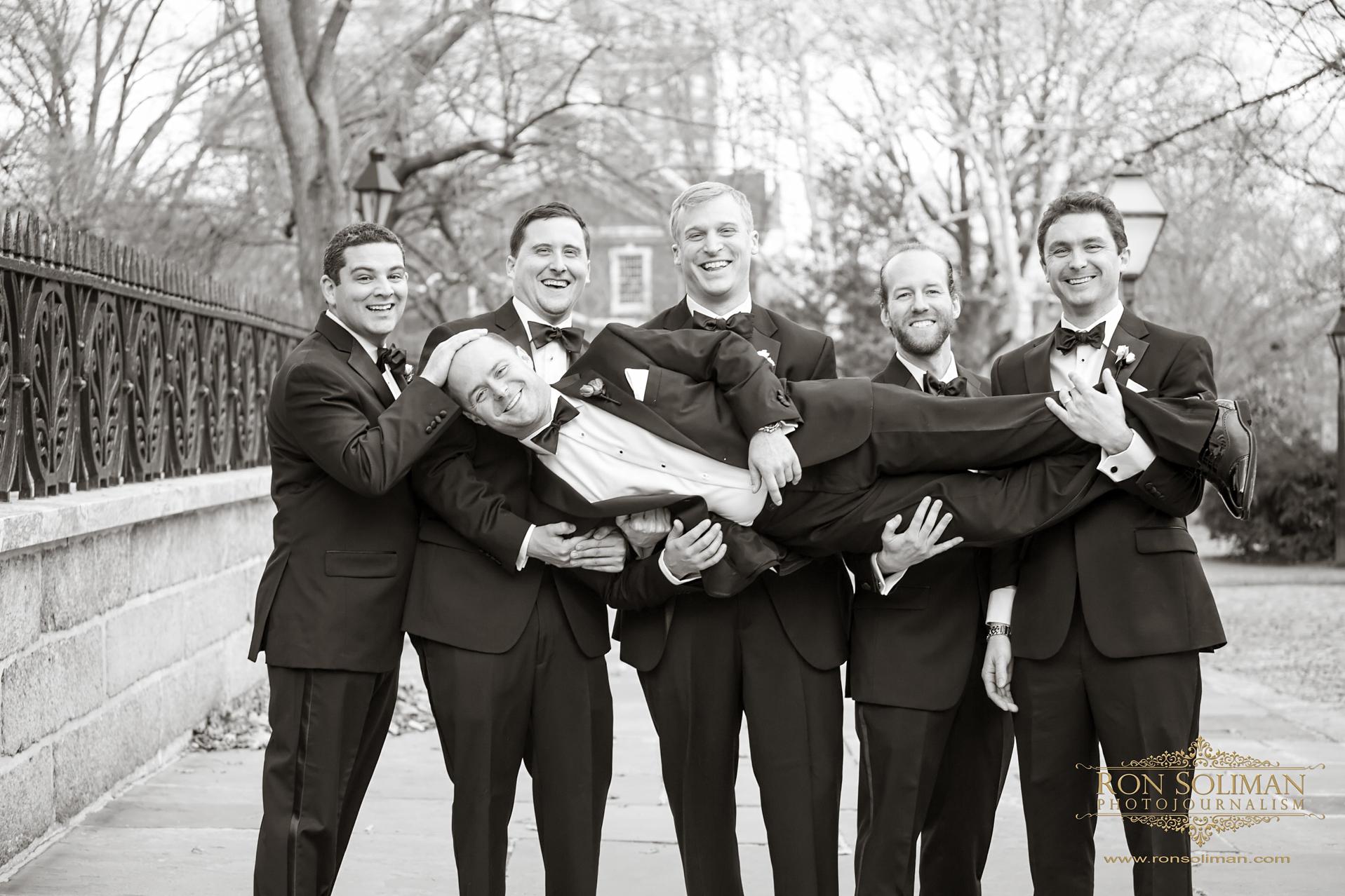 Best Groomsmen photos