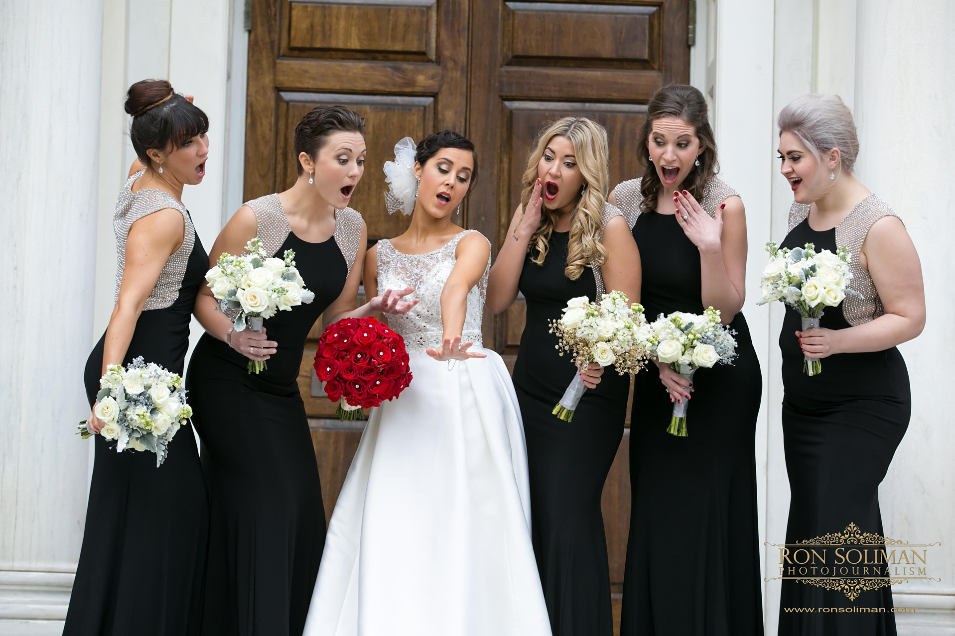 New years eve wedding samantha james philadelphia wedding best black bridesmaids dresses ombrellifo Image collections