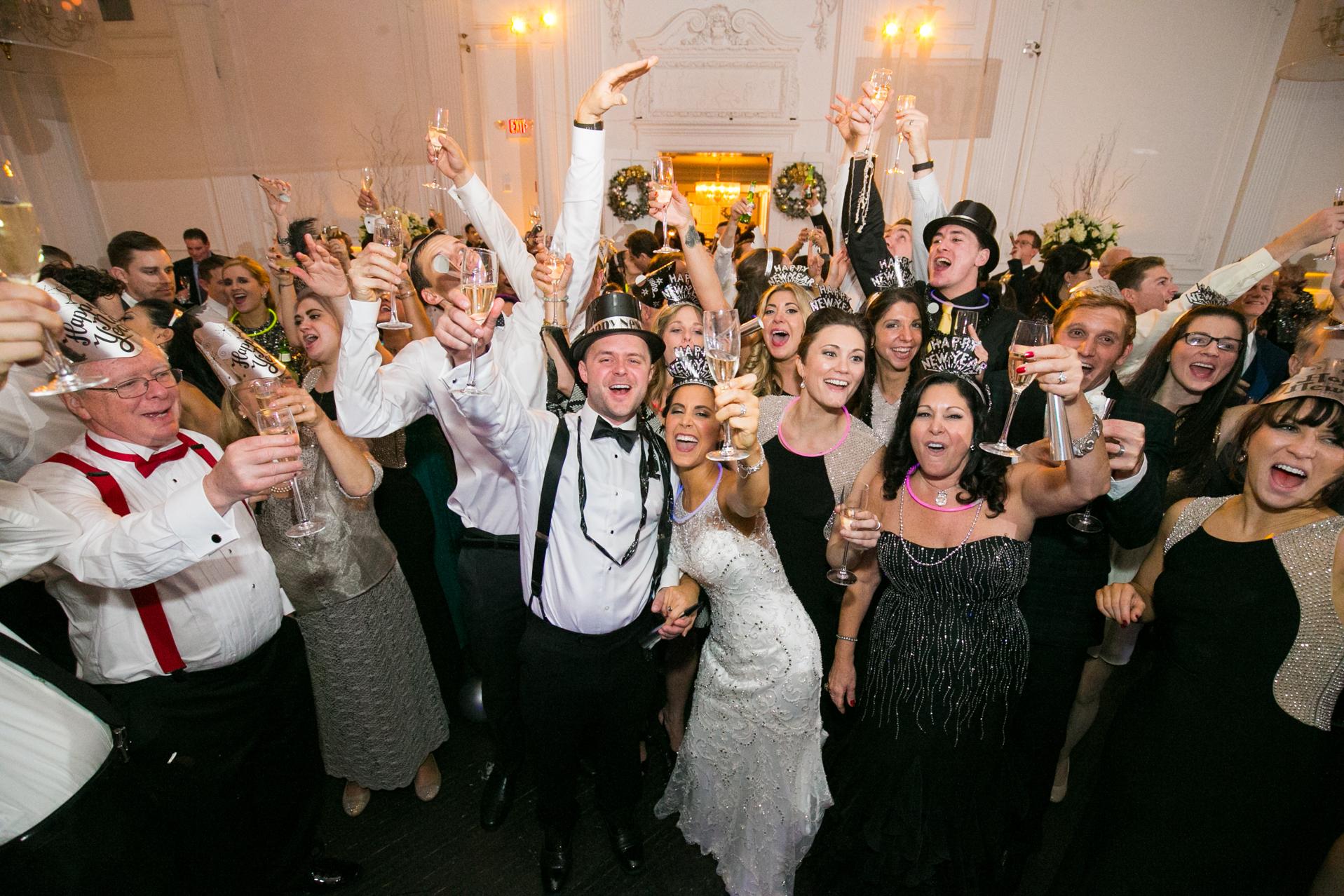 Best New Year's Eve wedding