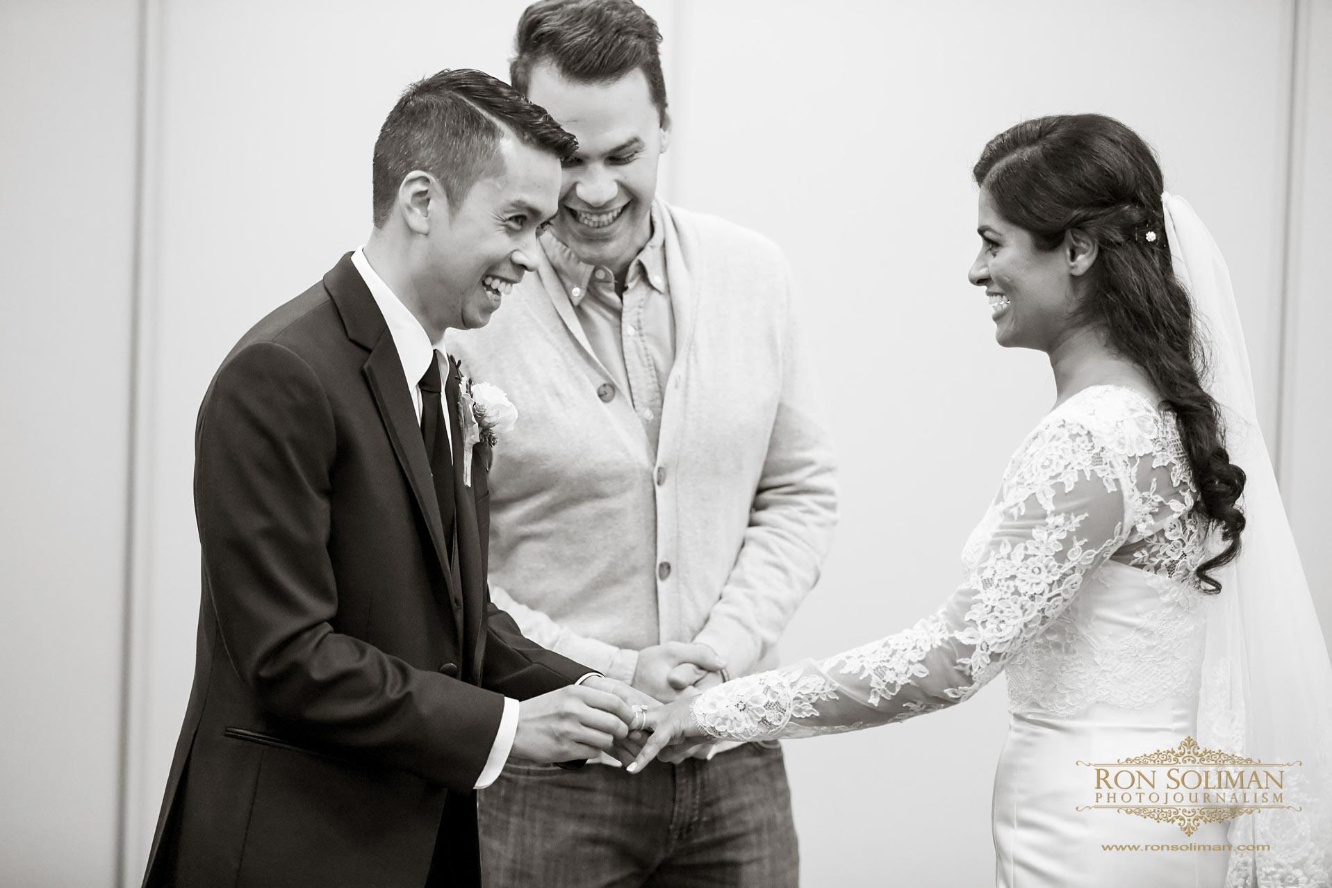 Brandywine Valley Baptist Church wedding photos