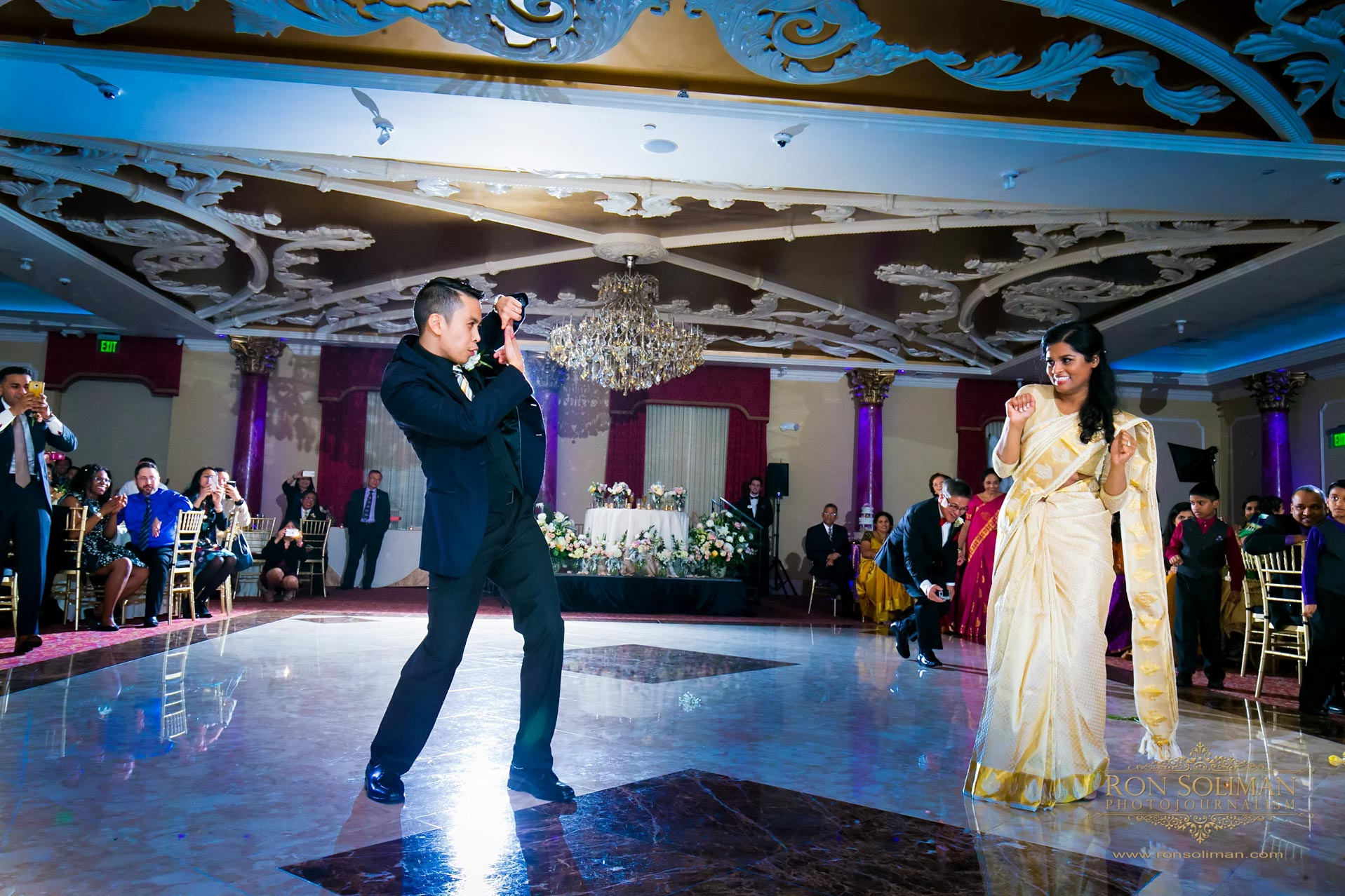 DJ Don Timlin wedding