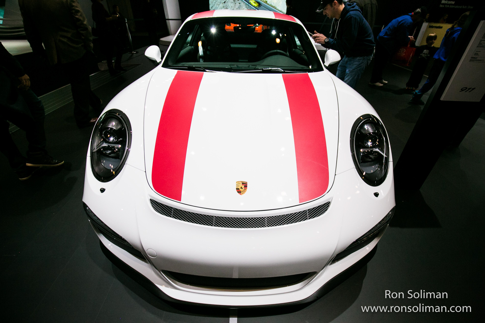 Best photos at NEW YORK AUTO SHOW