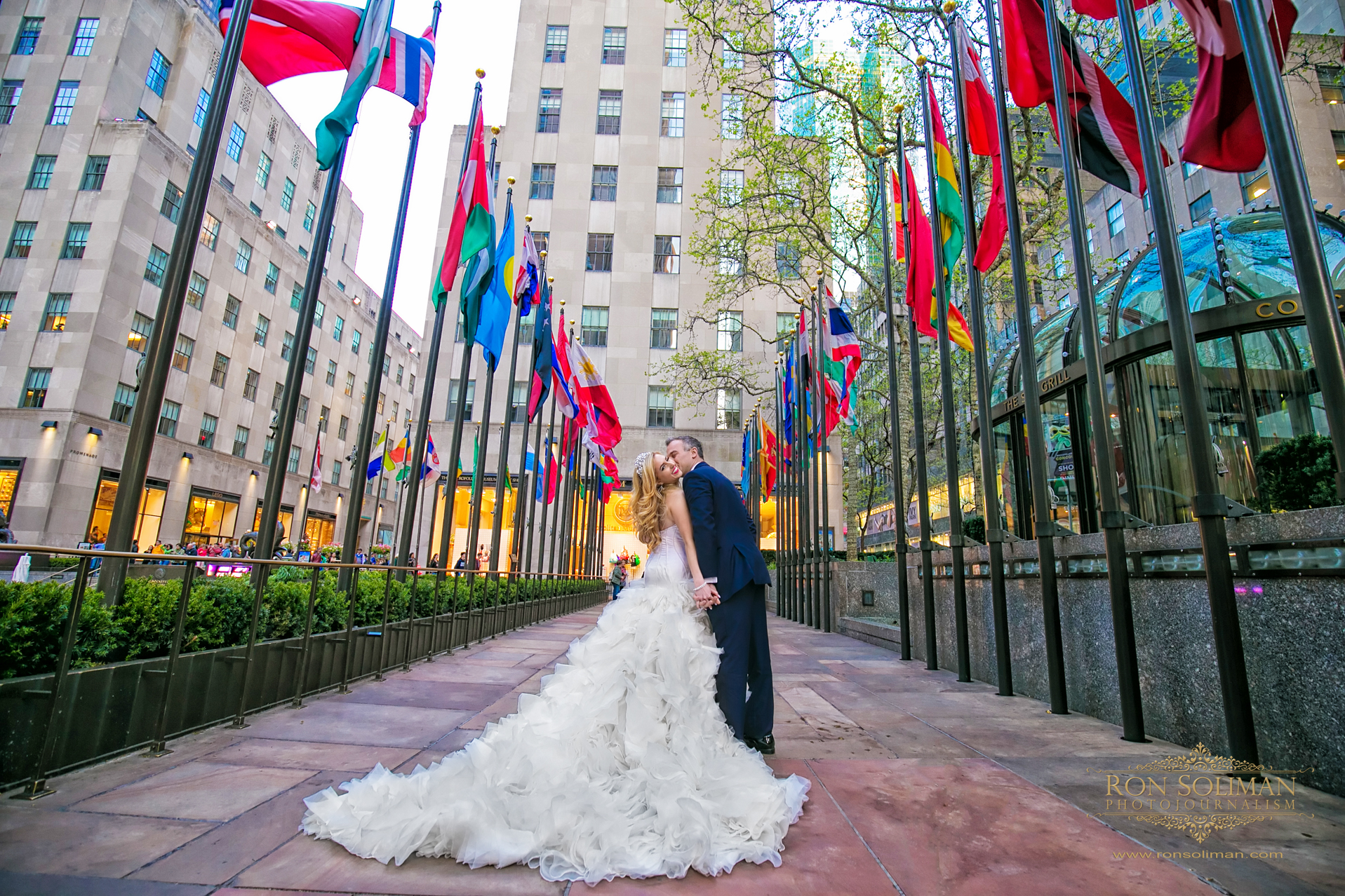 RAINBOW ROOM WEDDING 137