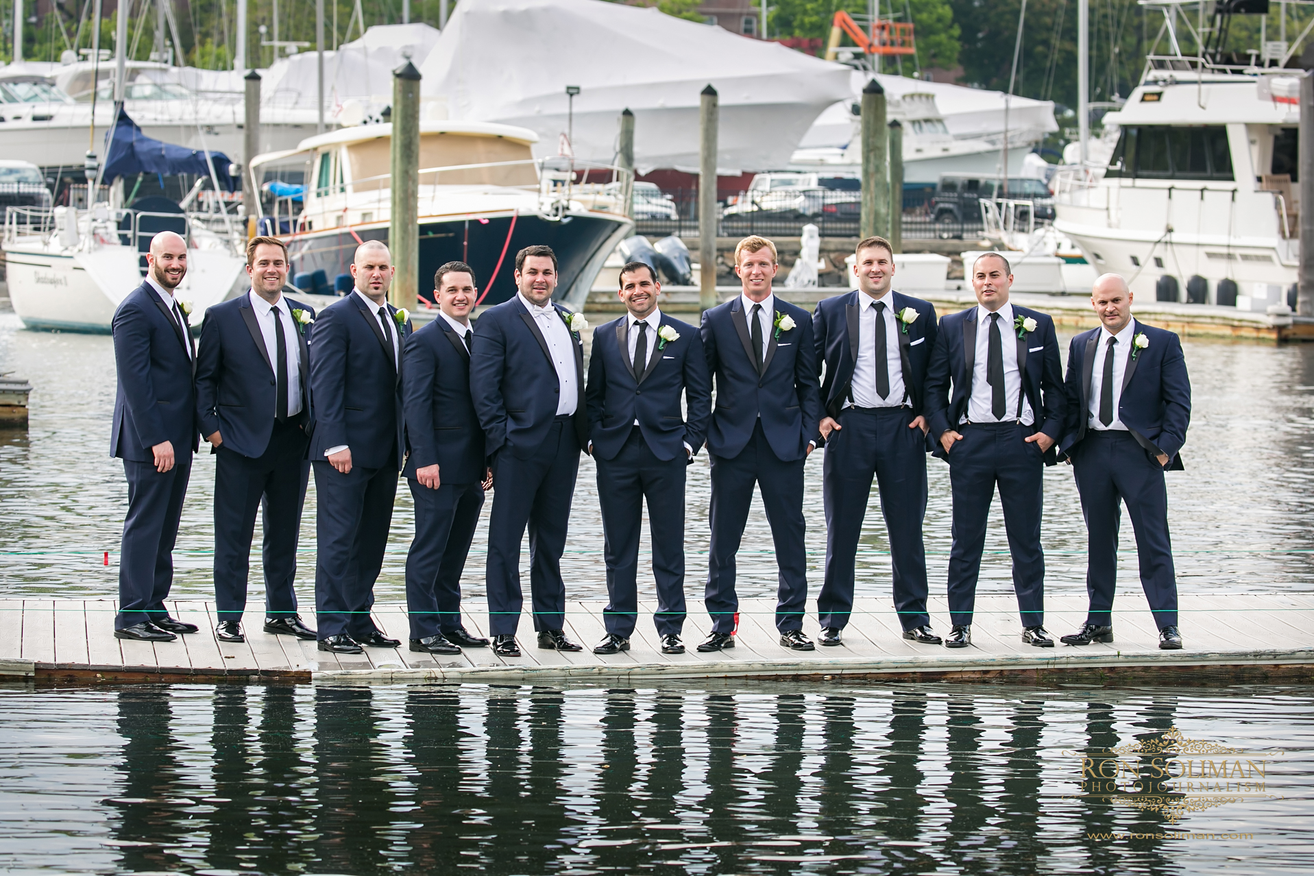Glen Island Harbour Club Wedding 49
