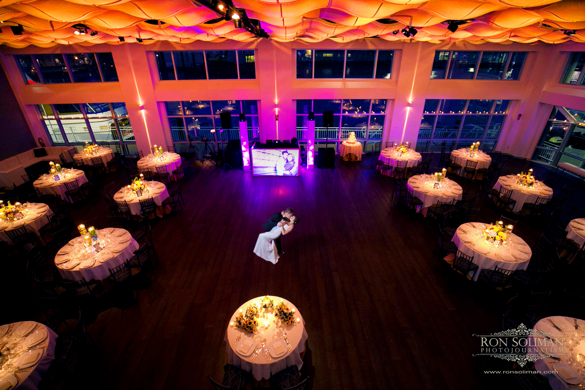 CURRENT AT CHELSEA PIERS WEDDING 043