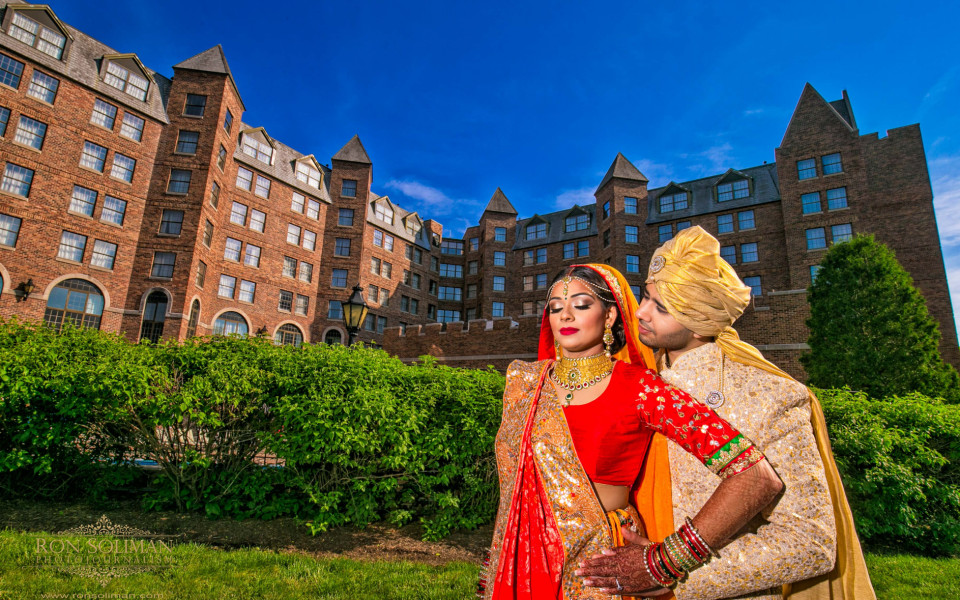 Best Indian wedding at Sheraton Parsippany Hotel New Jersey