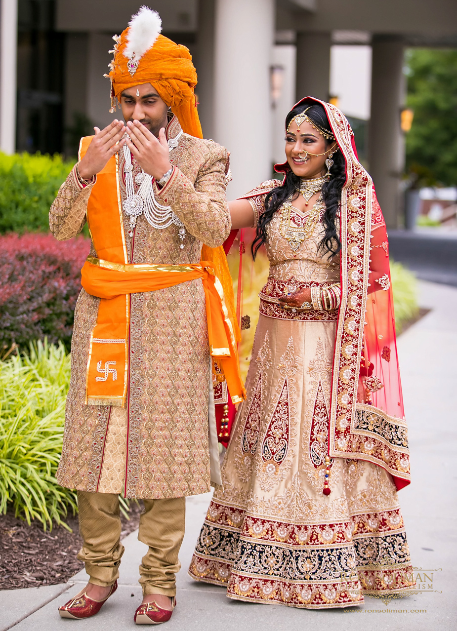 BWI Airport Marriot Hotel Indian Wedding 005