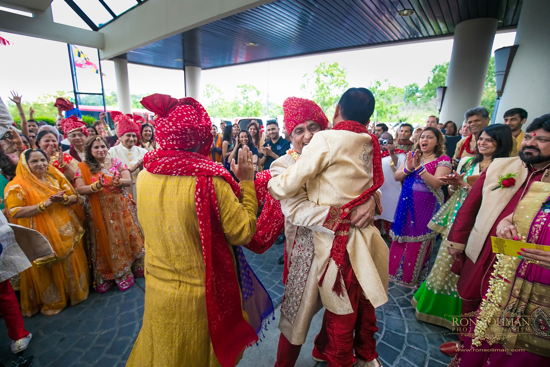 BWI Airport Marriot Hotel Indian Wedding 019