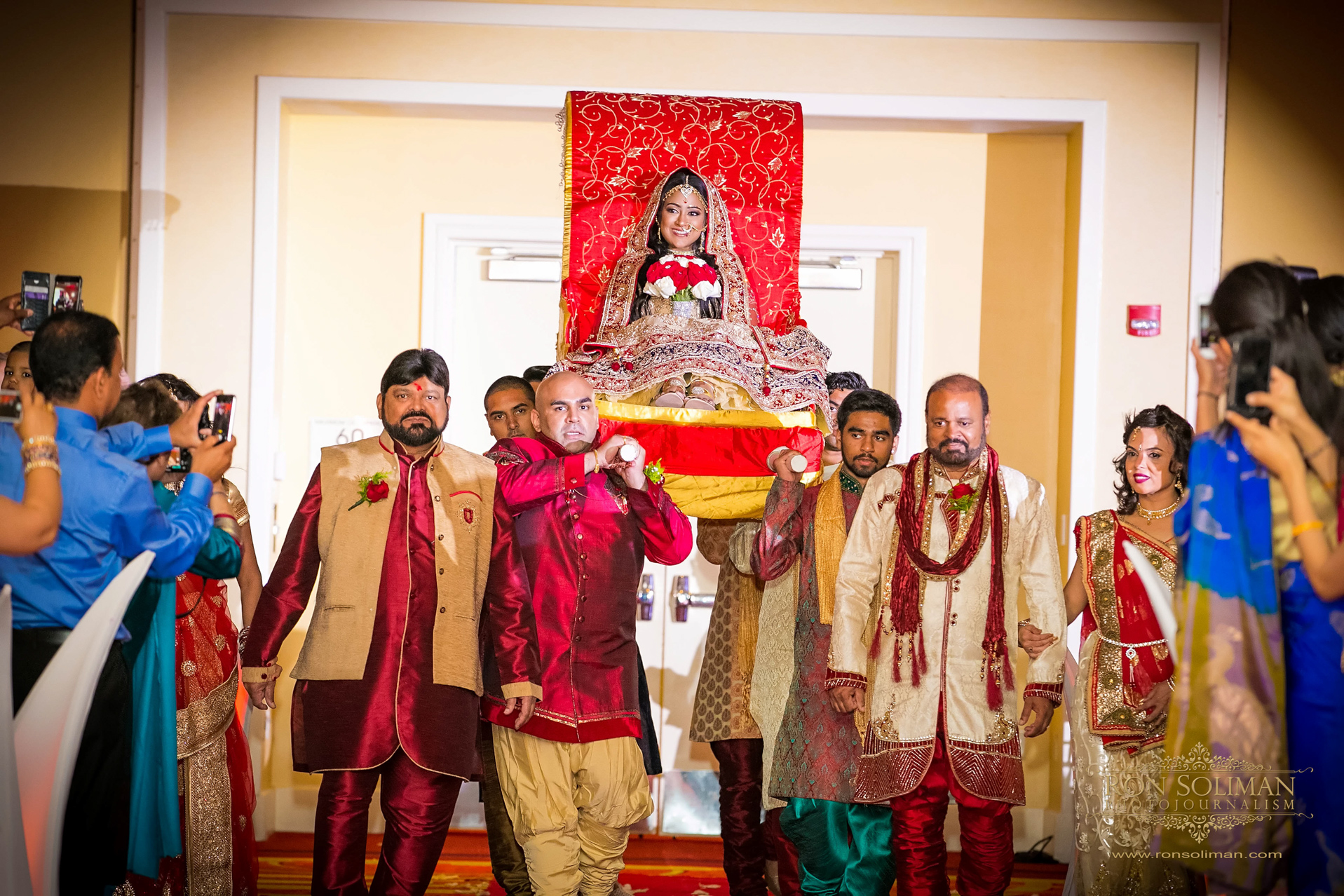 BWI Airport Marriot Hotel Indian Wedding 025