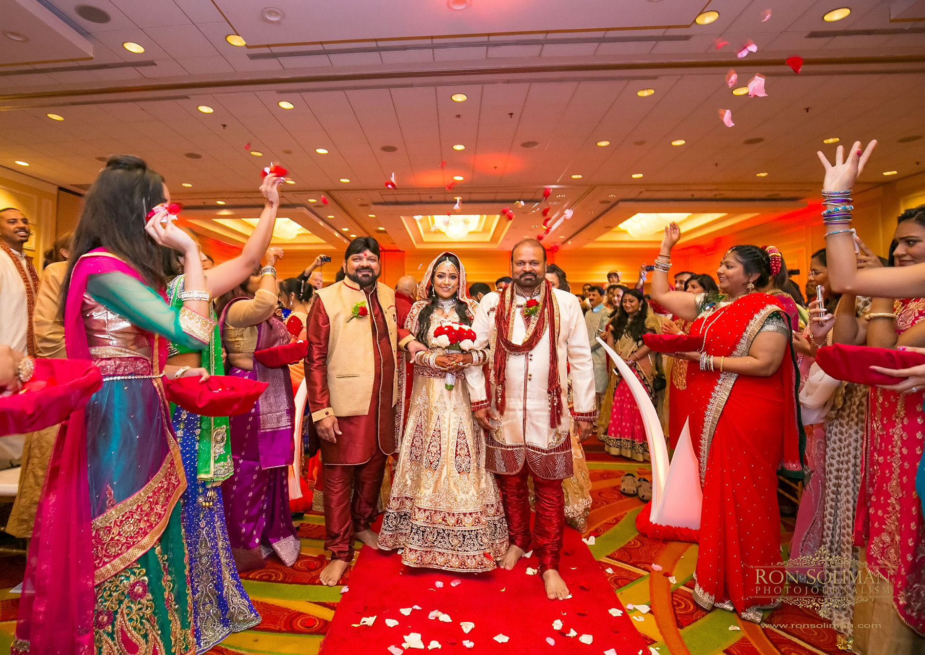 BWI Airport Marriot Hotel Indian Wedding 026