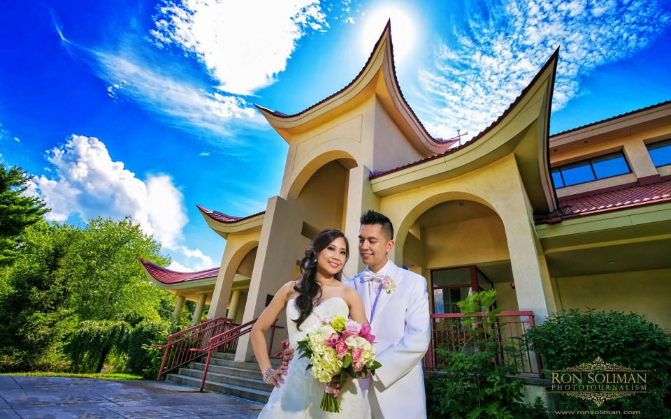 Our Lady of Vietnam Catholic Church wedding photos