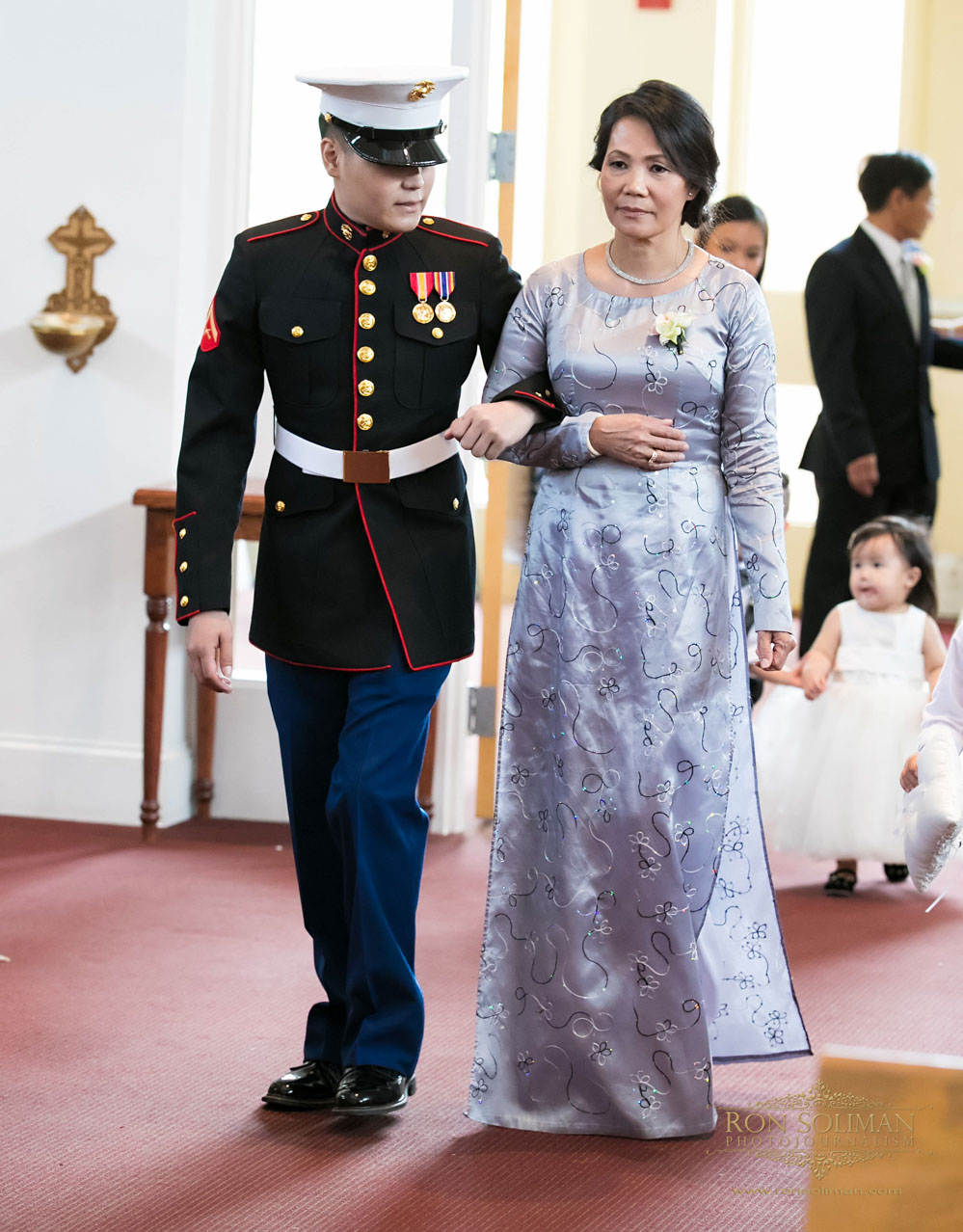 OUR LADY OF VIETNAM WEDDING