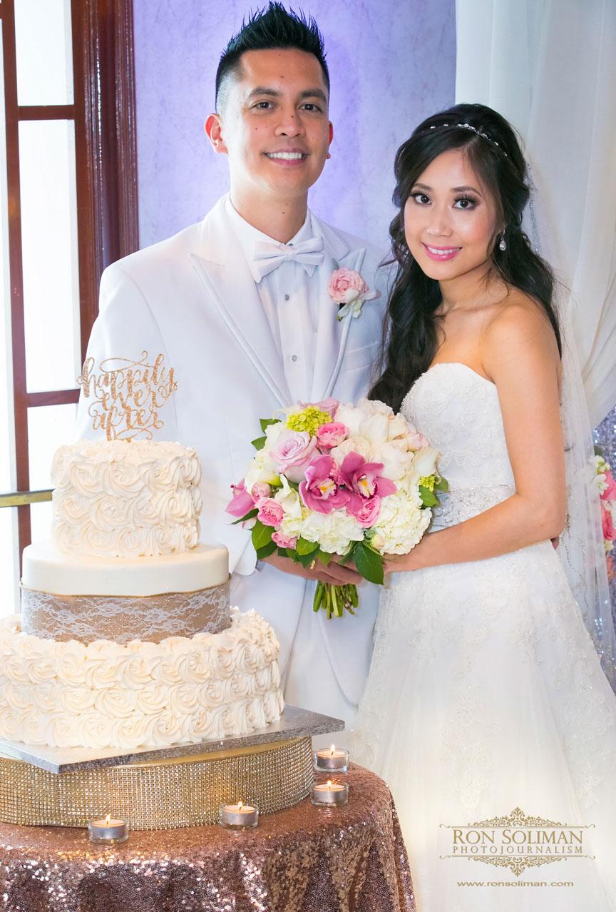 Far East Restaurant wedding Rockville, MD