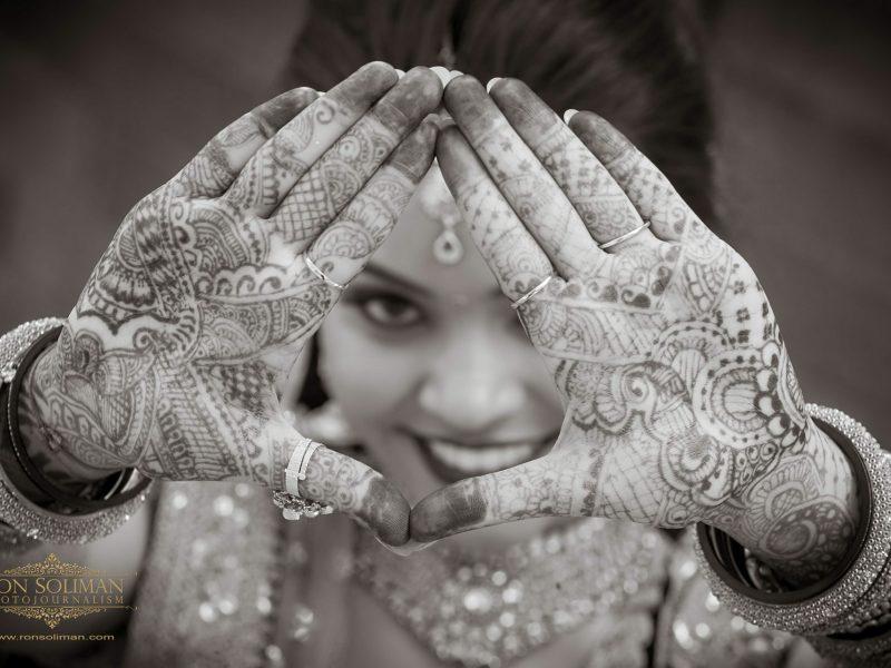 Renaissance Atlanta Waverly Hotel Wedding | Binal + Kaushal