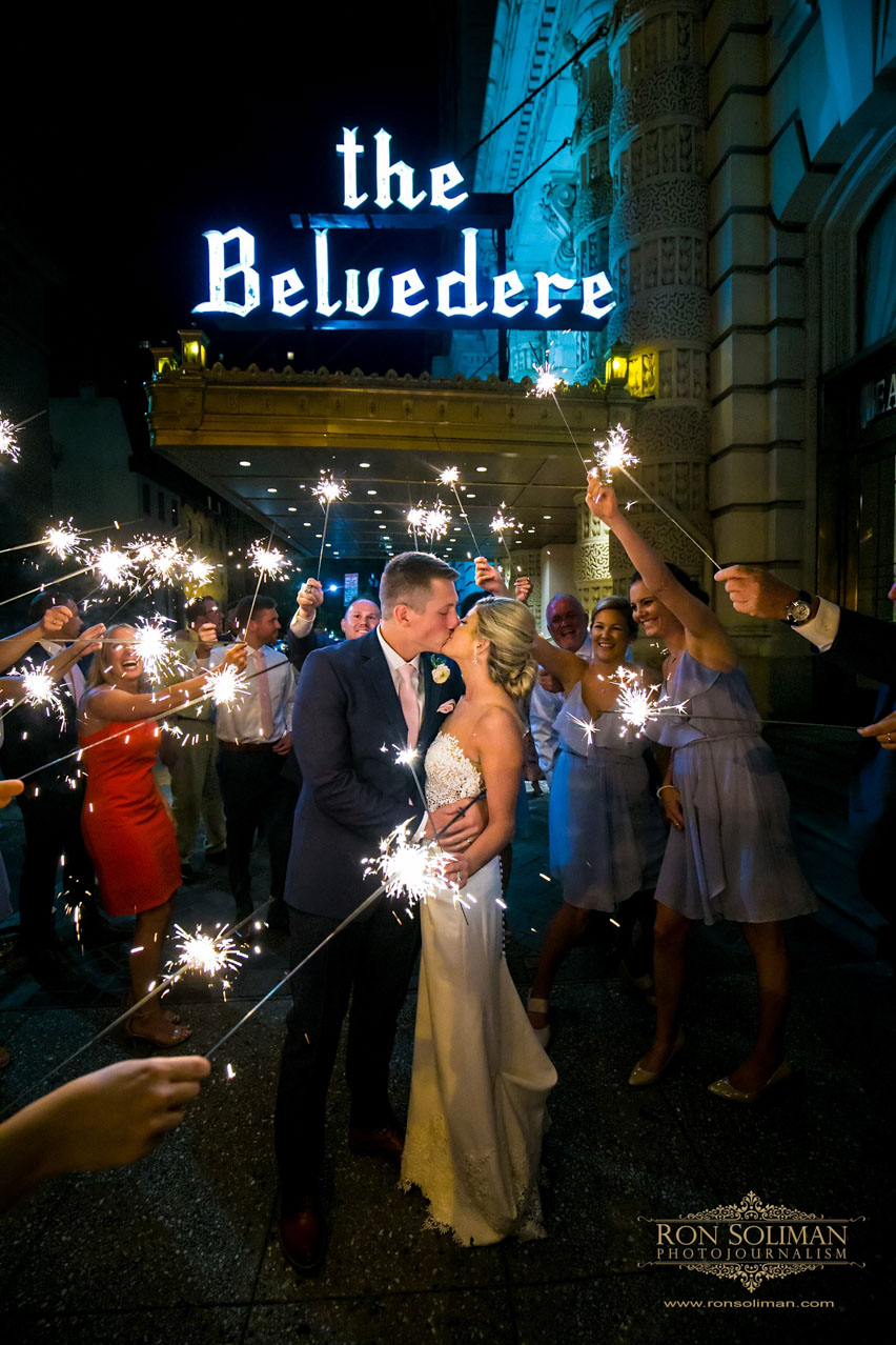 The Belvedere Wedding photos