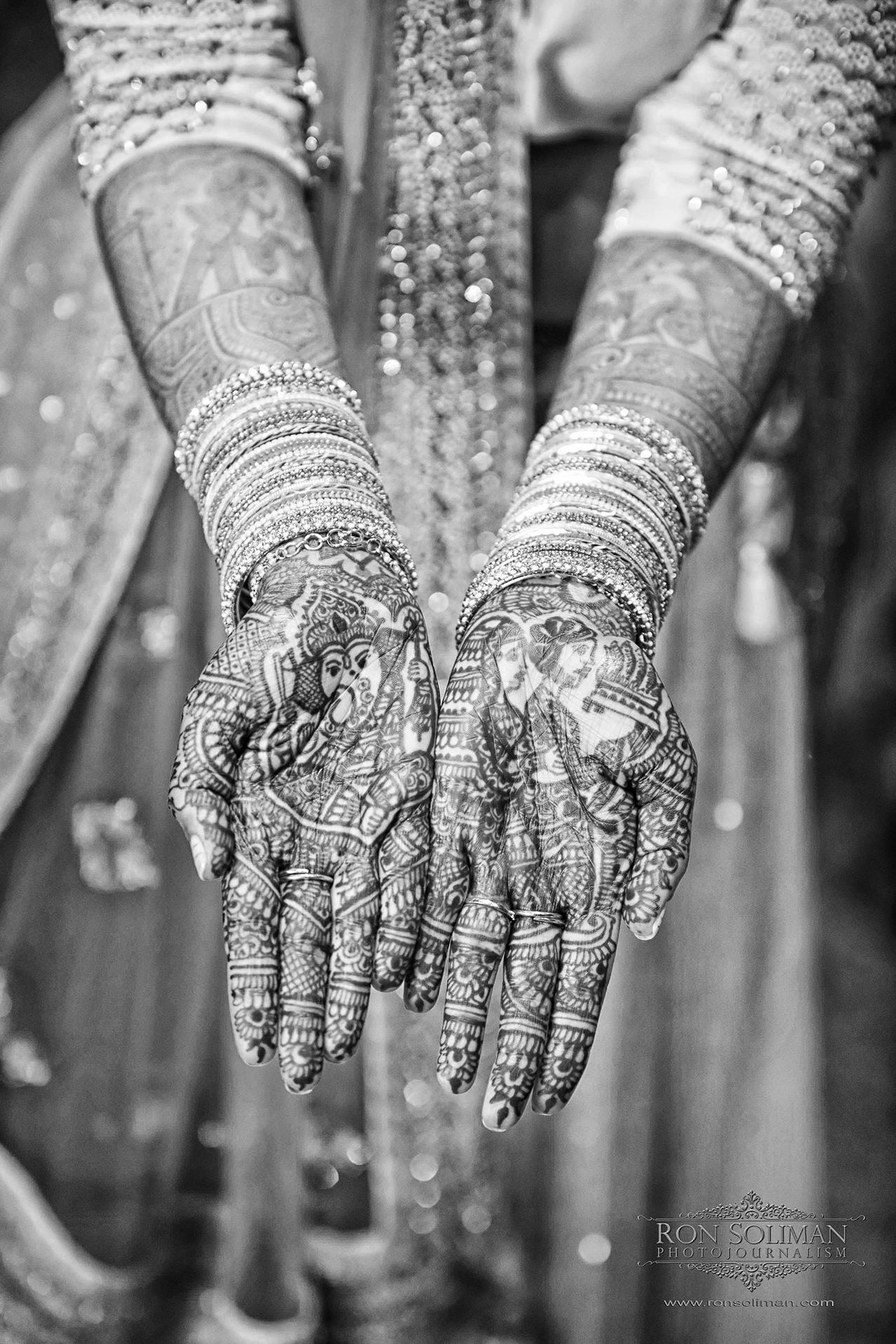 Henna Indian wedding