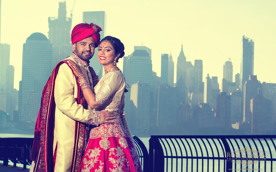 Best Indian Wedding photos at Hyatt Regency Jersey City