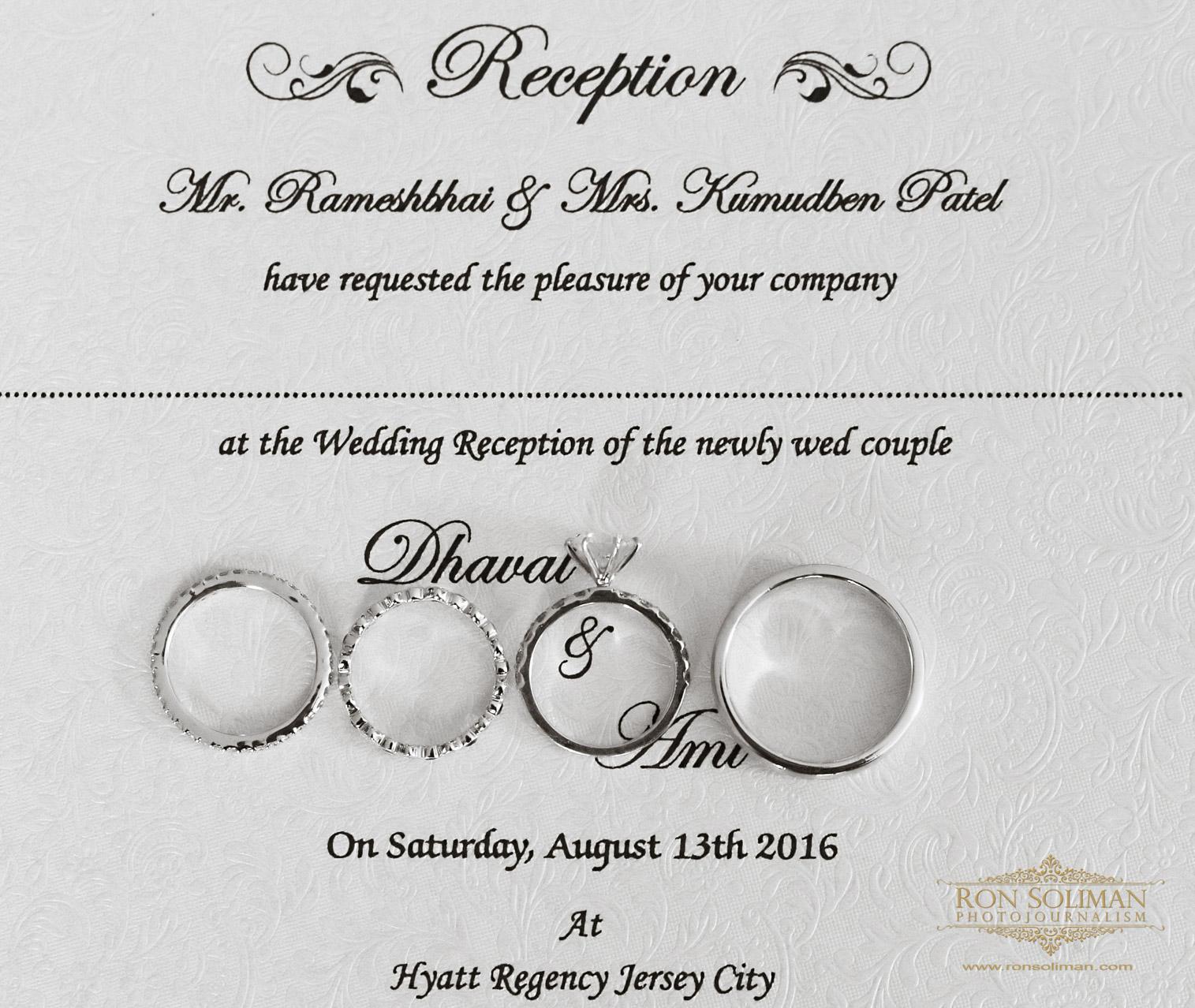 Hyatt Regency Jersey City Wedding