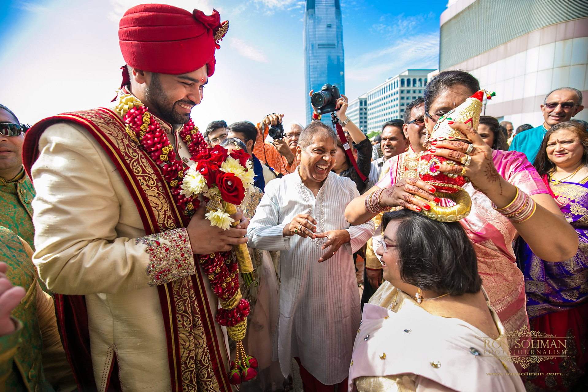 Hyatt Regency Jersey City Baraat