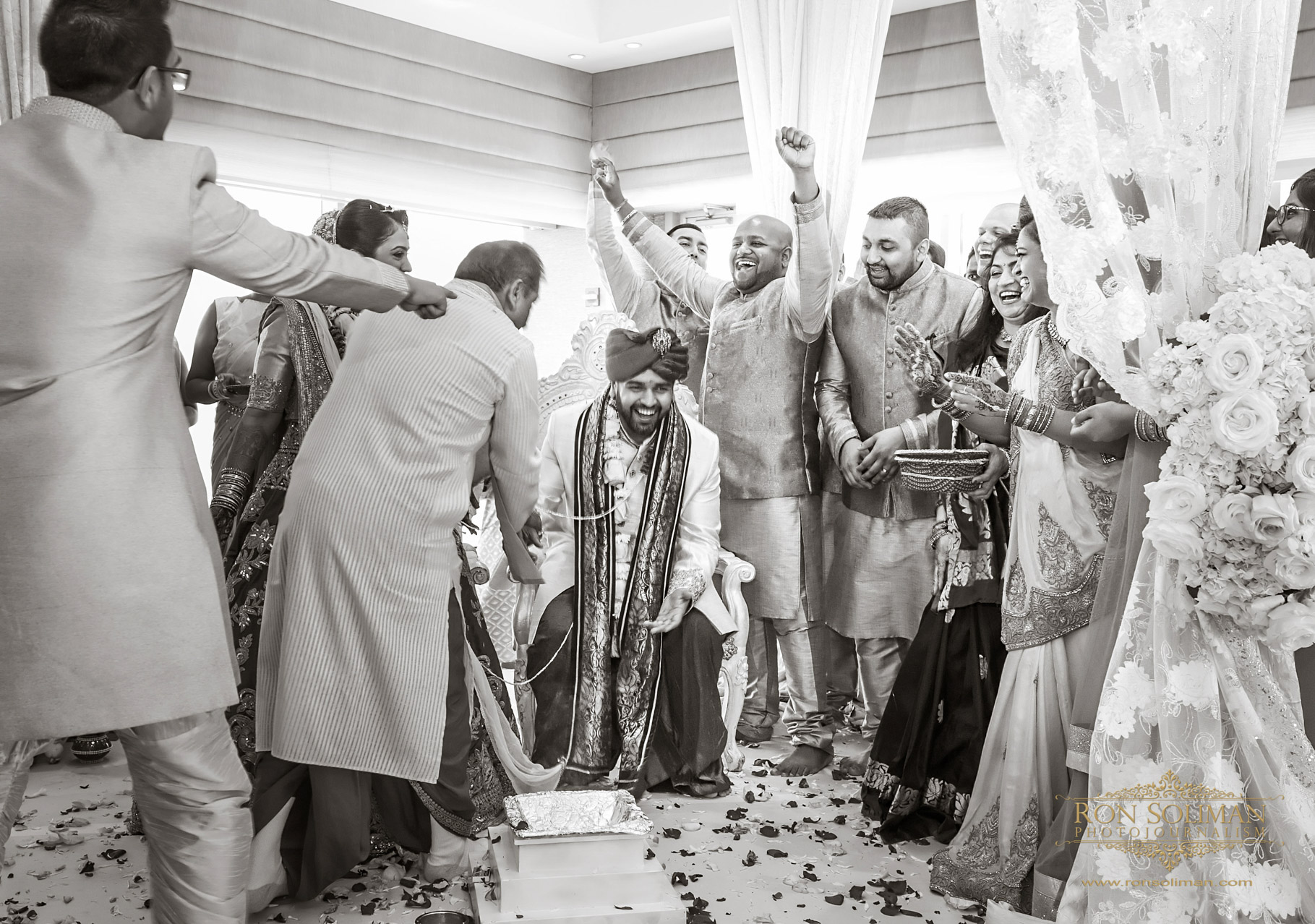 Hyatt Regency Jersey City Hindu Wedding