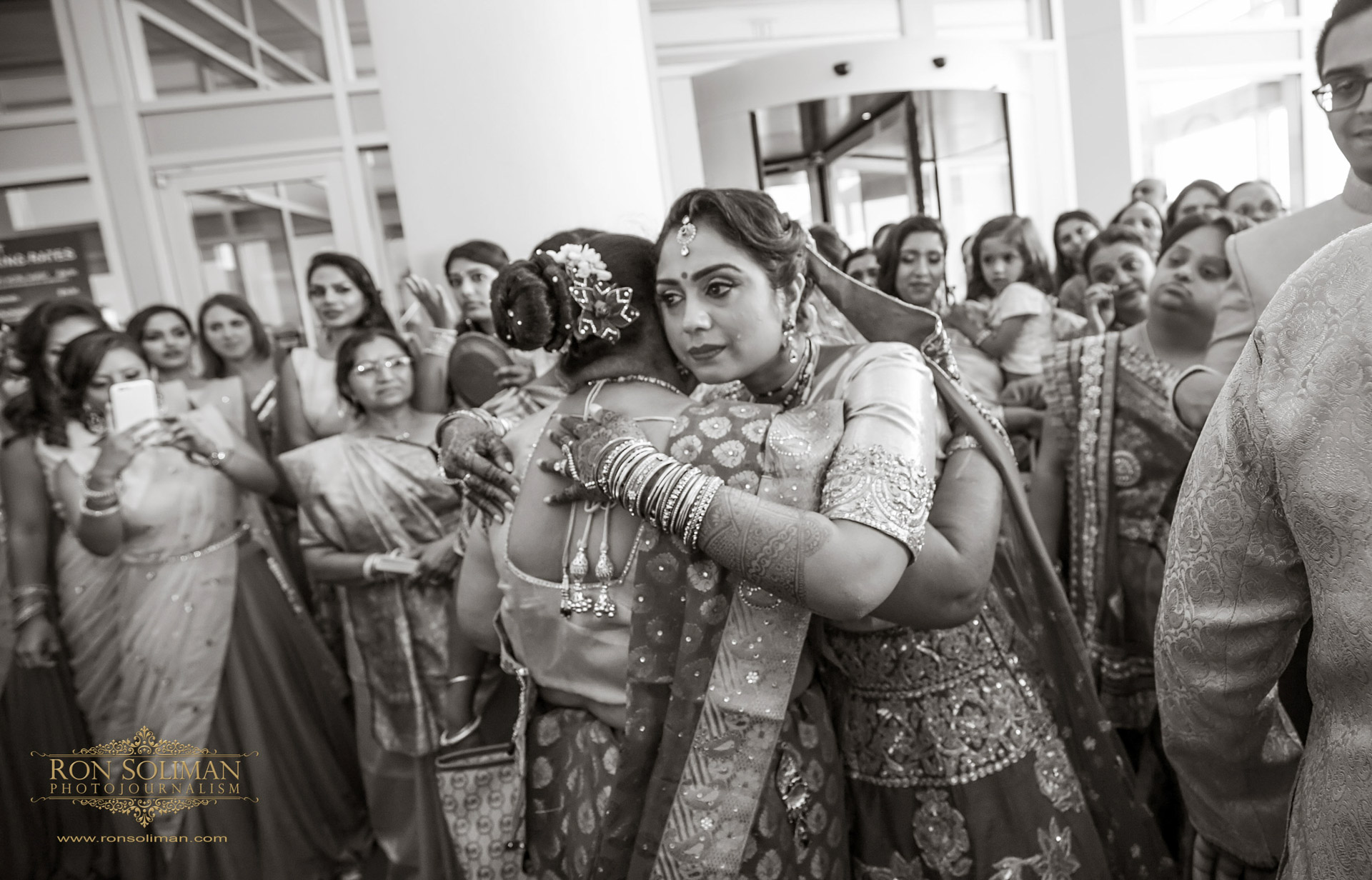 Hyatt Regency Jersey City Hindu Wedding