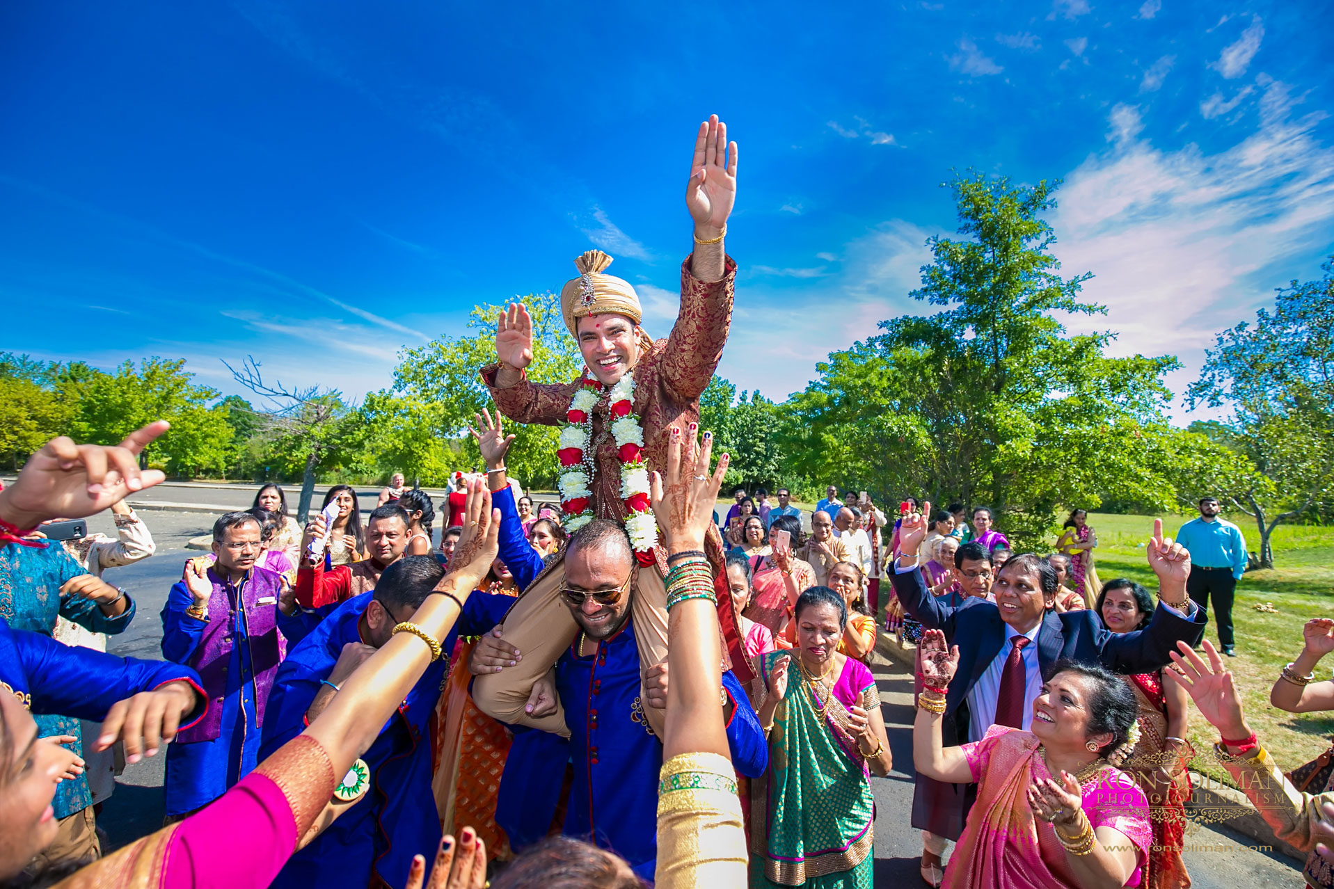 Best Baraat Wedding photos
