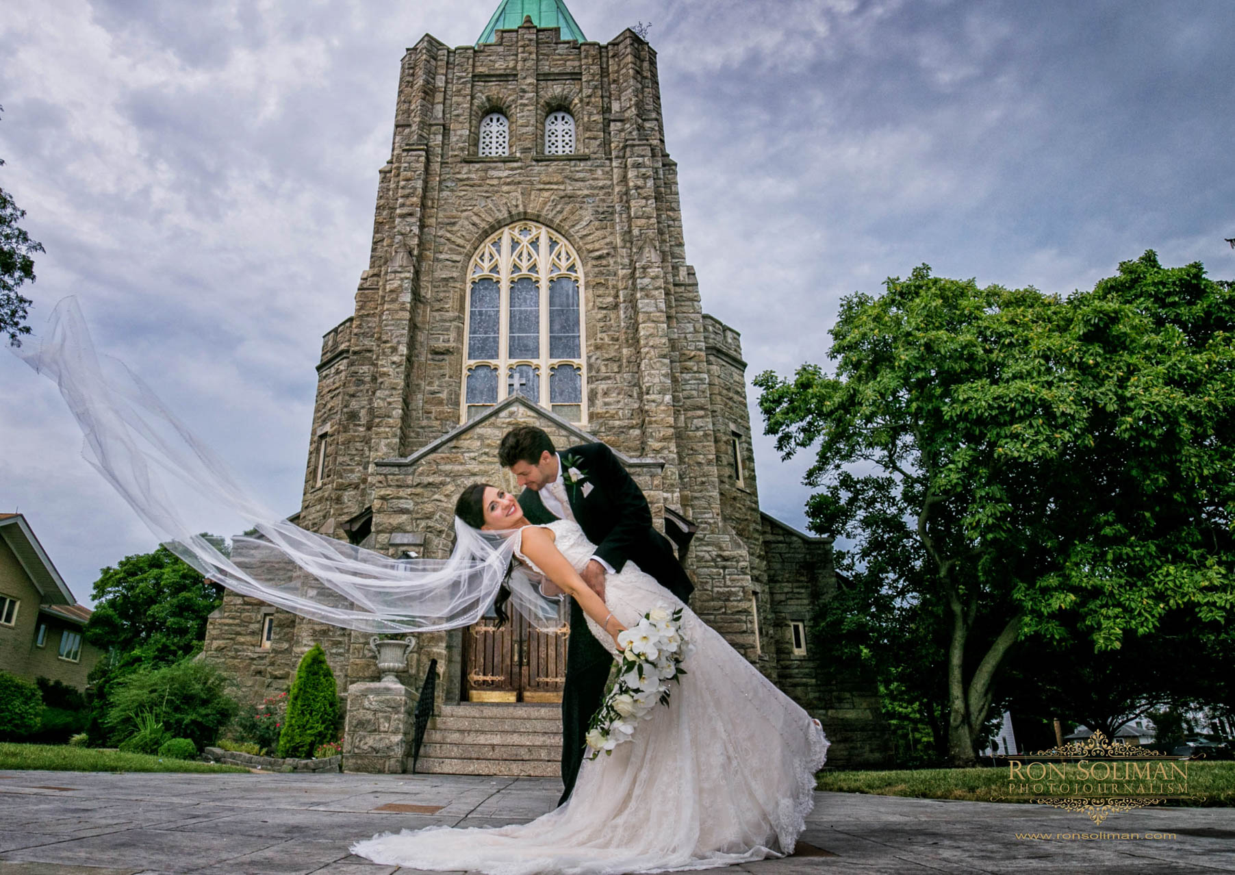 THE MERION WEDDING