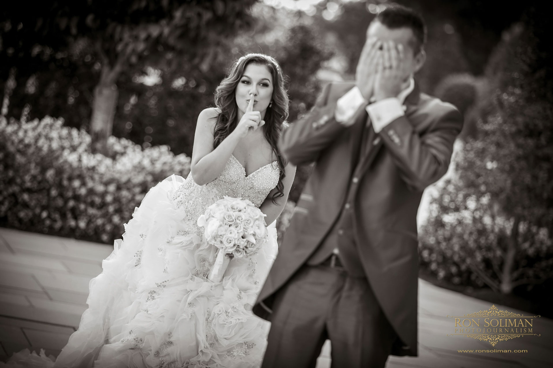 Best wedding photos at The Palace at Somerset Park