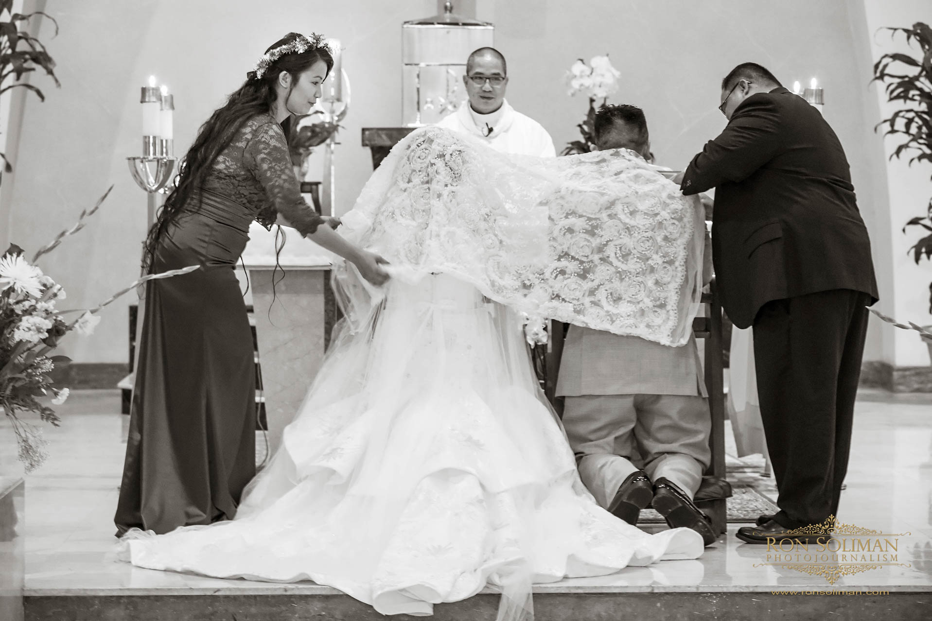 Filipino wedding photos