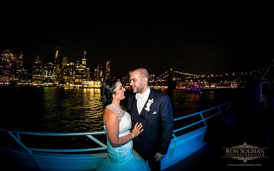 World Yacht Wedding photos