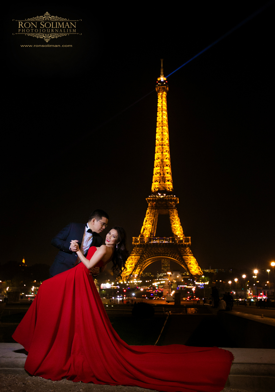 Best Paris Engagement photos