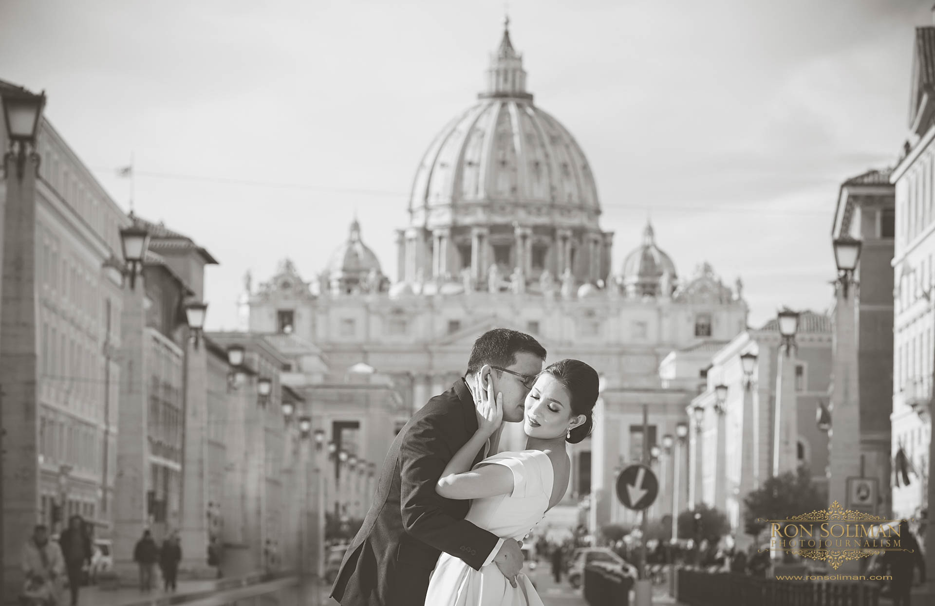 Best Vatican Wedding photos