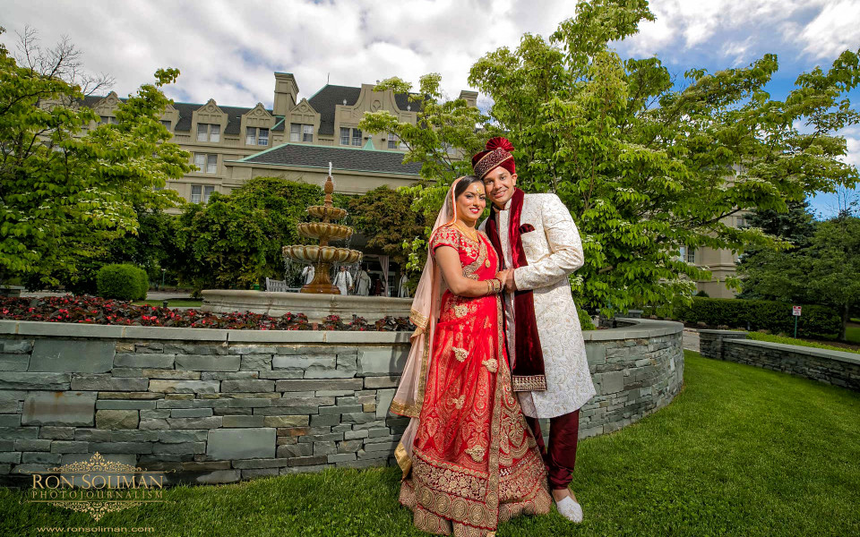 Hilton Pearl River Indian Wedding