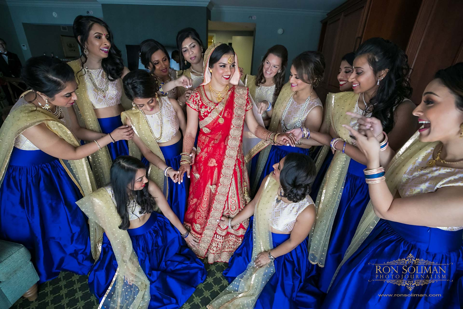 HILTON PEARL RIVER INDIAN WEDDING 20