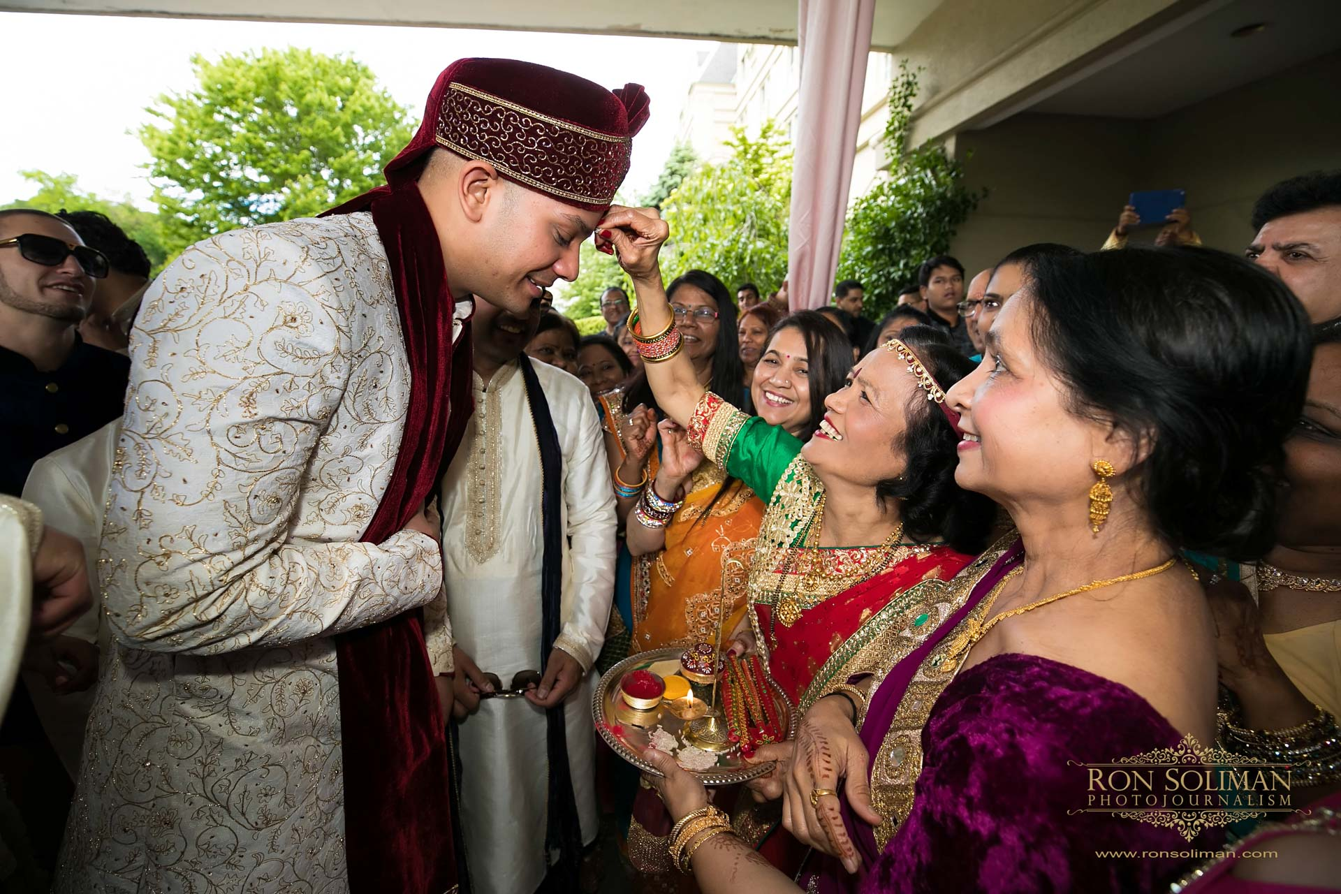 HILTON PEARL RIVER INDIAN WEDDING 35