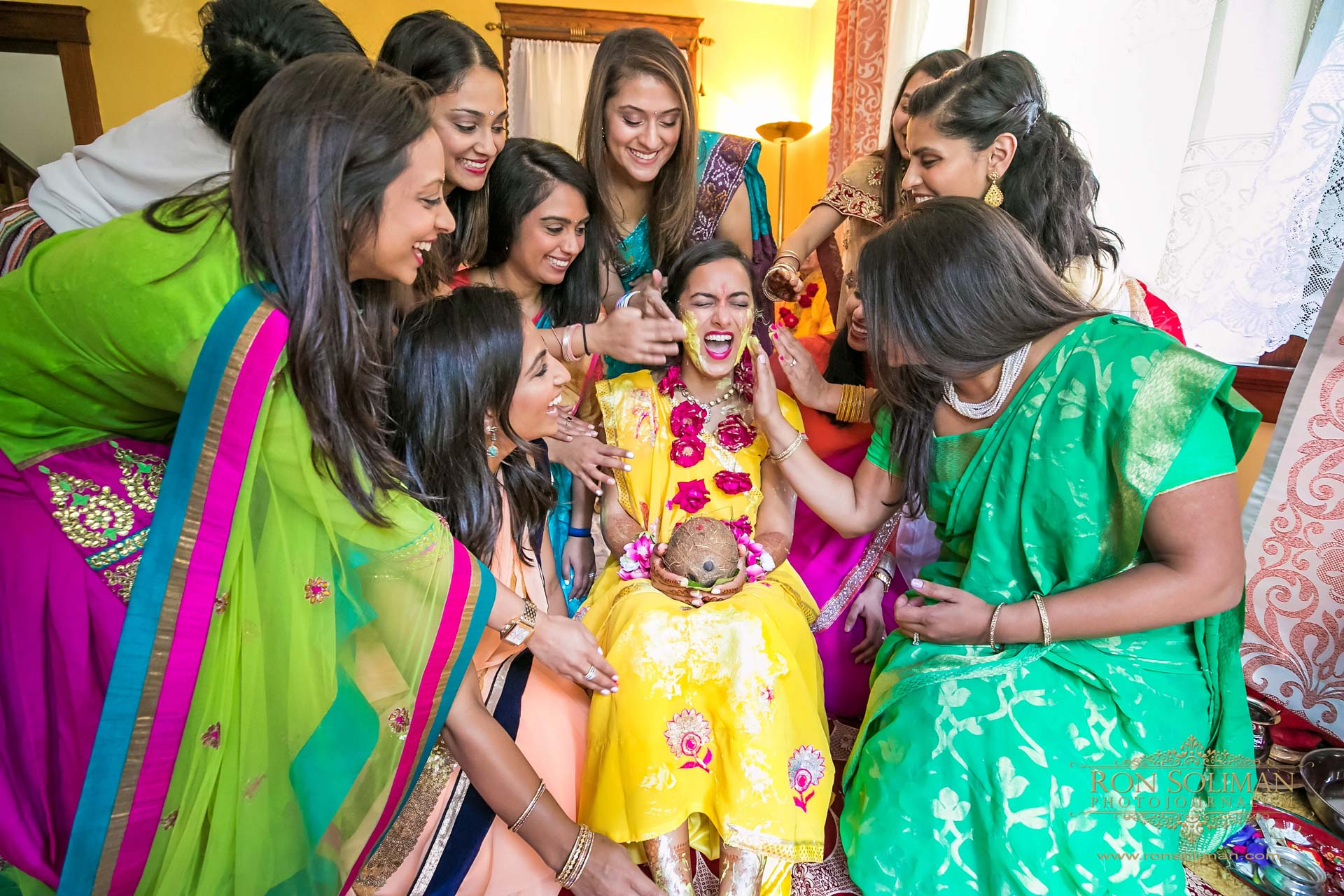 HILTON PEARL RIVER INDIAN WEDDING 4
