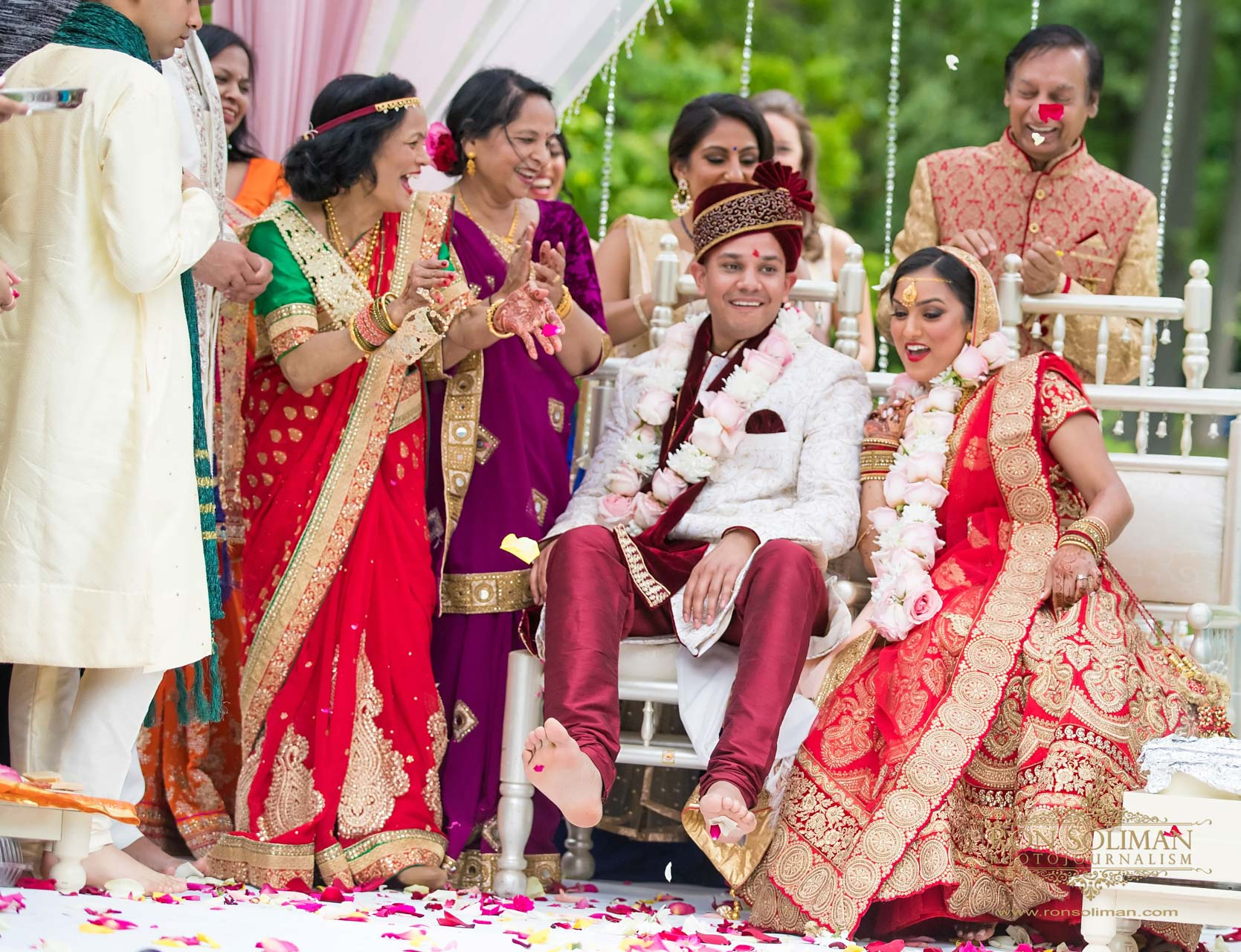 HILTON PEARL RIVER INDIAN WEDDING 43