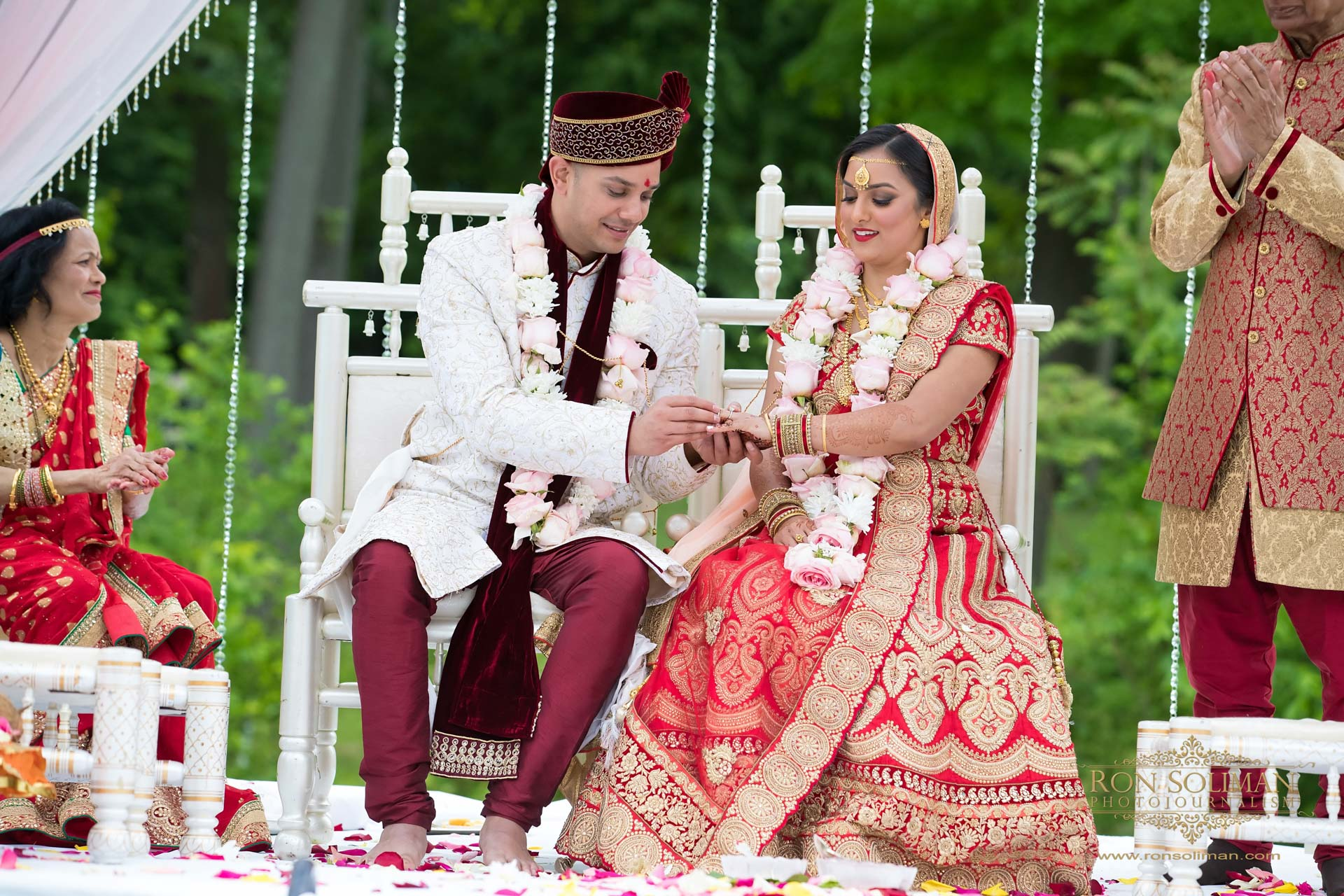 HILTON PEARL RIVER INDIAN WEDDING 44