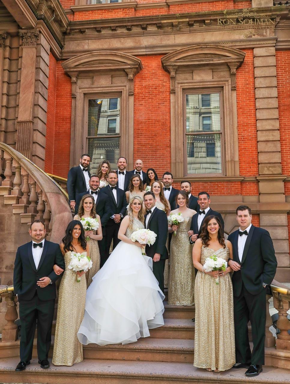 Union Trust wedding photos