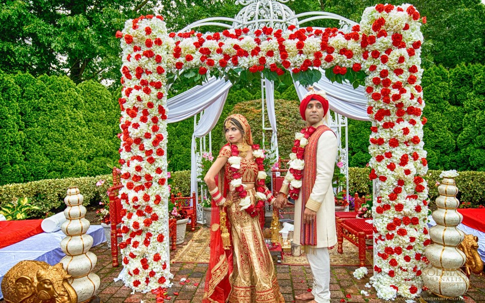 Best Indian Wedding photos at East Wind Hotel Long Island