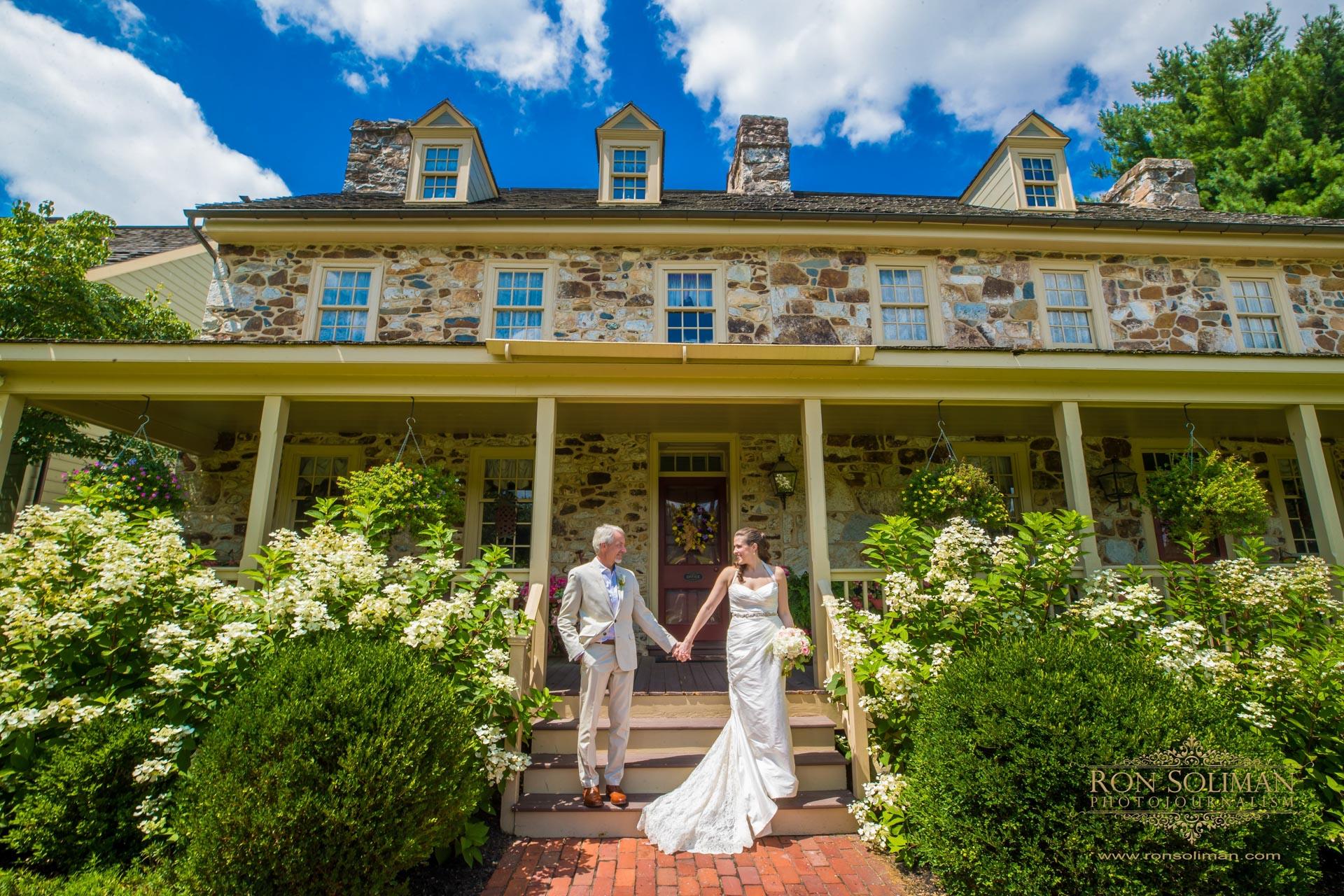 Brandywine Manor House Wedding Reception | Marisa + Russ