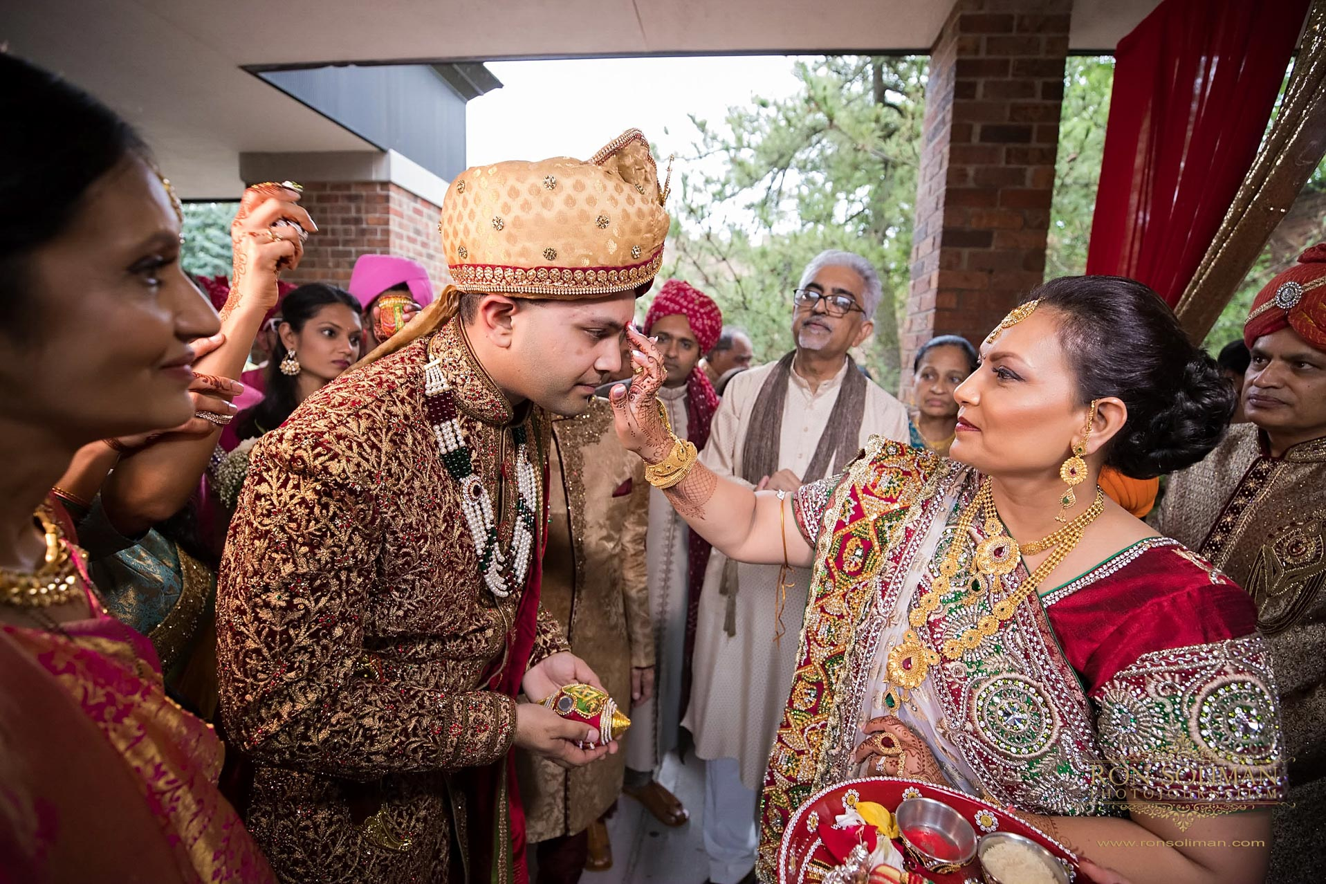 Sheraton Parsippany Indian Wedding SP 026