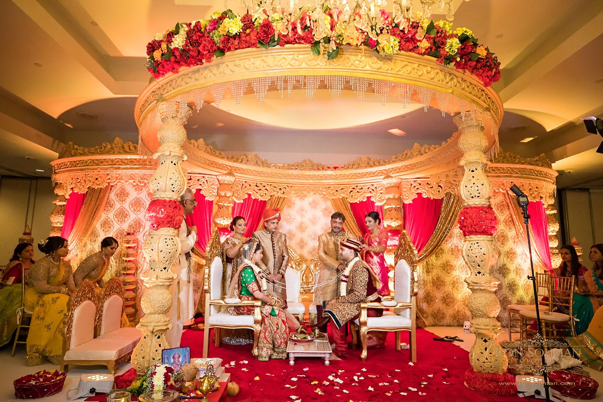 Sheraton Parsippany Indian Wedding SP 029