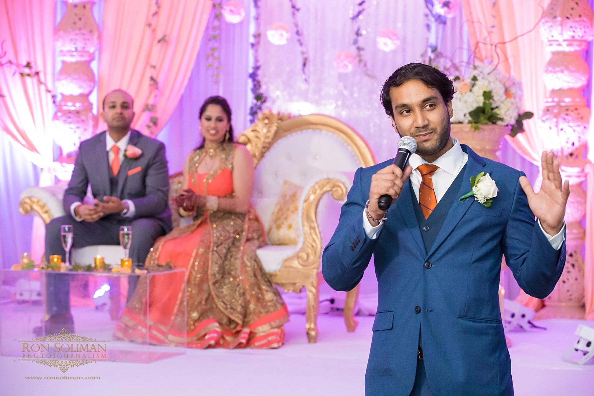 Sheraton Parsippany Indian Wedding SP 038