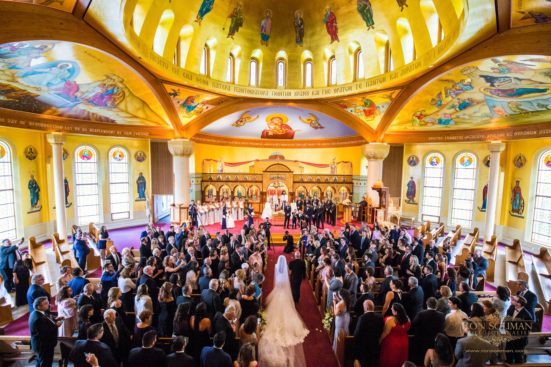 BALLROOM AT THE BEN WEDDING AG 17