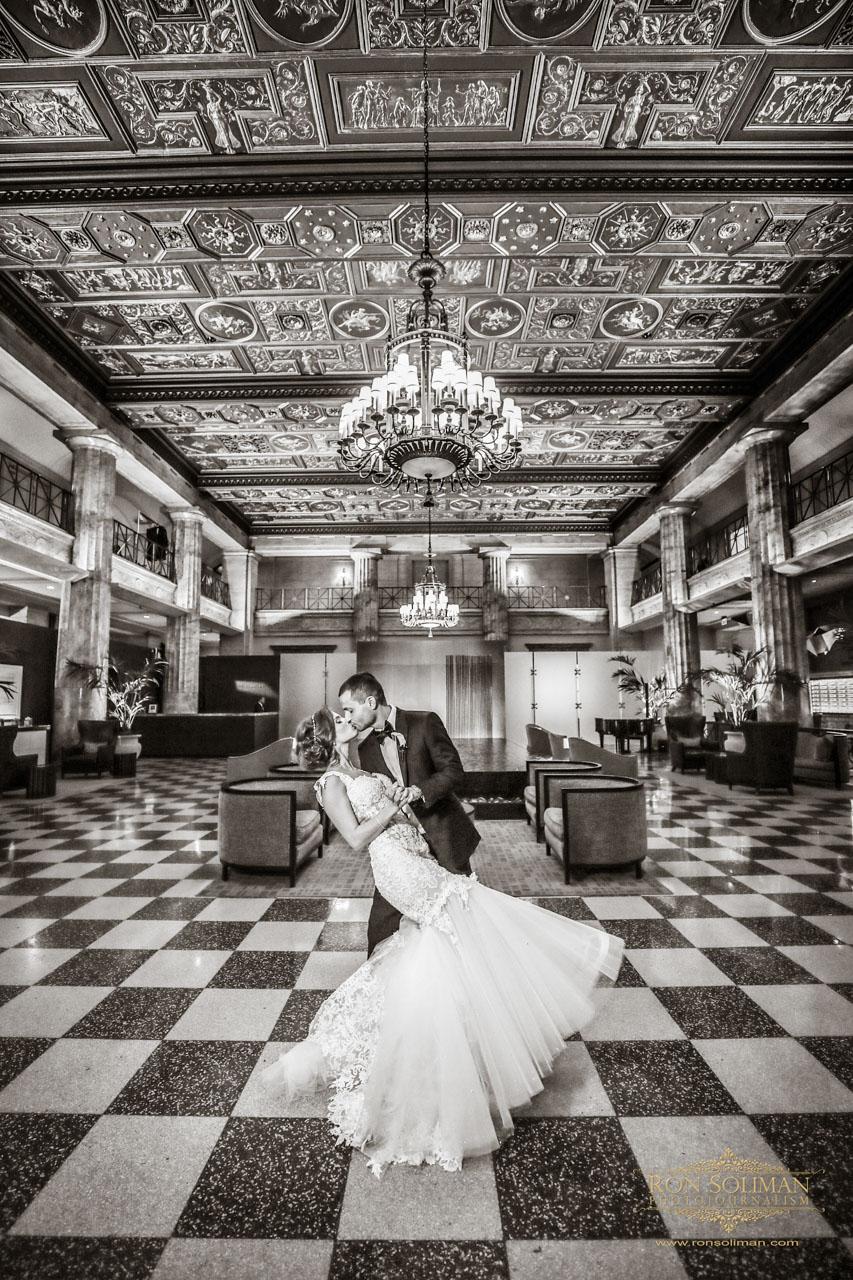 BALLROOM AT THE BEN WEDDING AG 32A